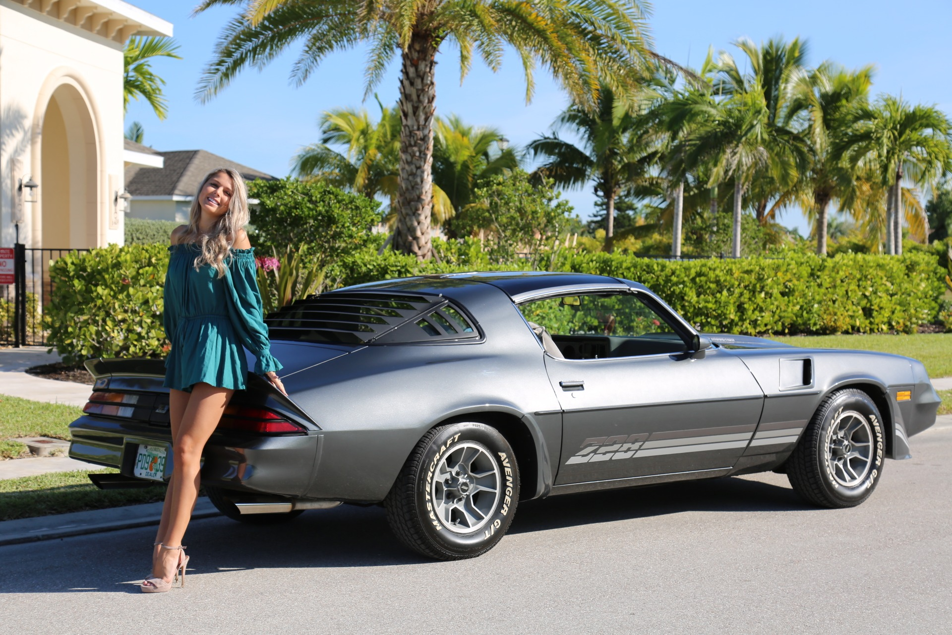 Used 1980 Chevrolet Camaro Z28 for sale Sold at Muscle Cars for Sale Inc. in Fort Myers FL 33912 5