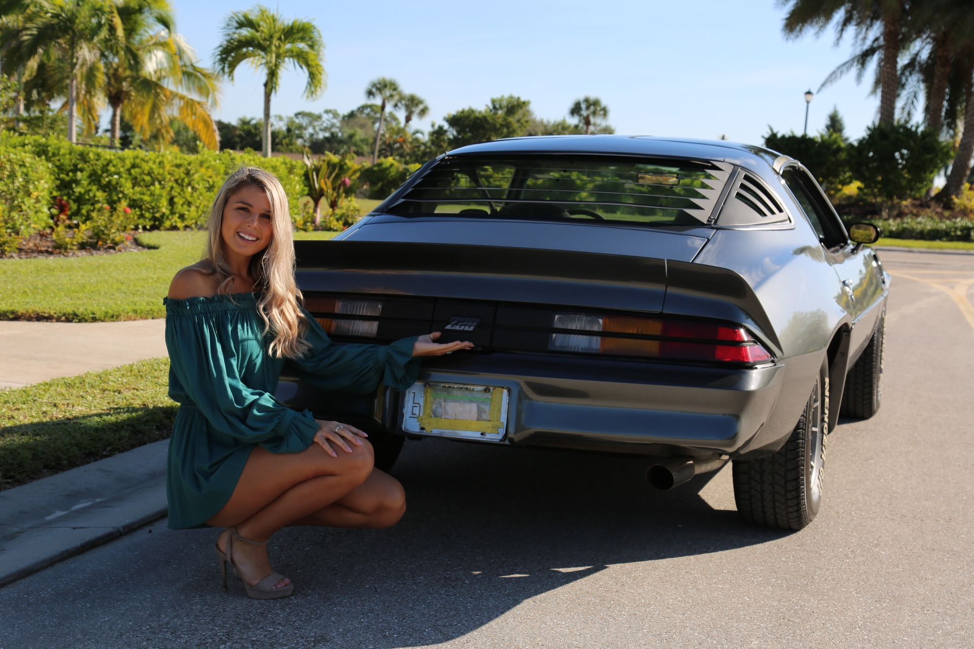 Used 1980 Chevrolet Camaro Z28 for sale Sold at Muscle Cars for Sale Inc. in Fort Myers FL 33912 7