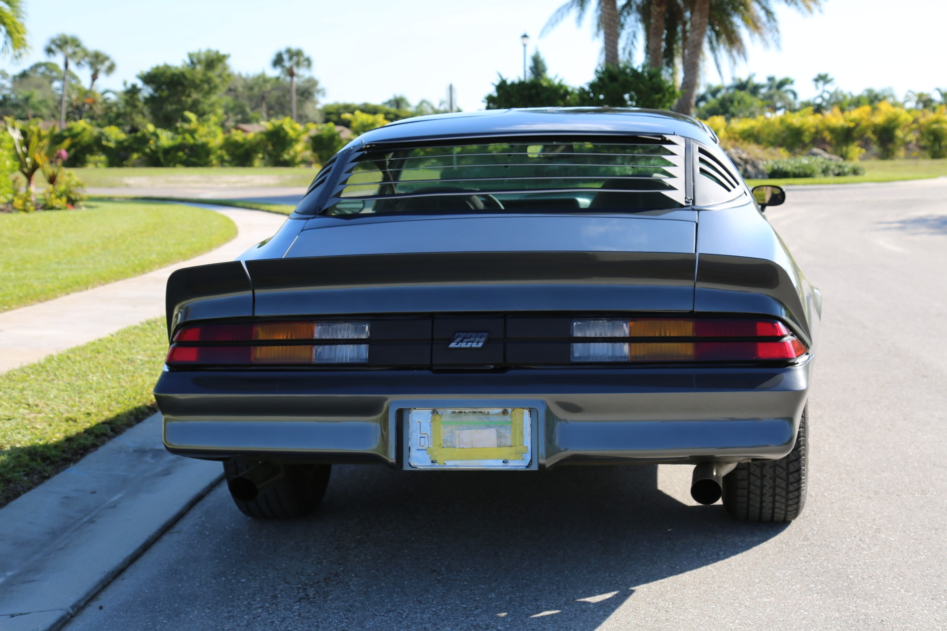 Used 1980 Chevrolet Camaro Z28 for sale Sold at Muscle Cars for Sale Inc. in Fort Myers FL 33912 8