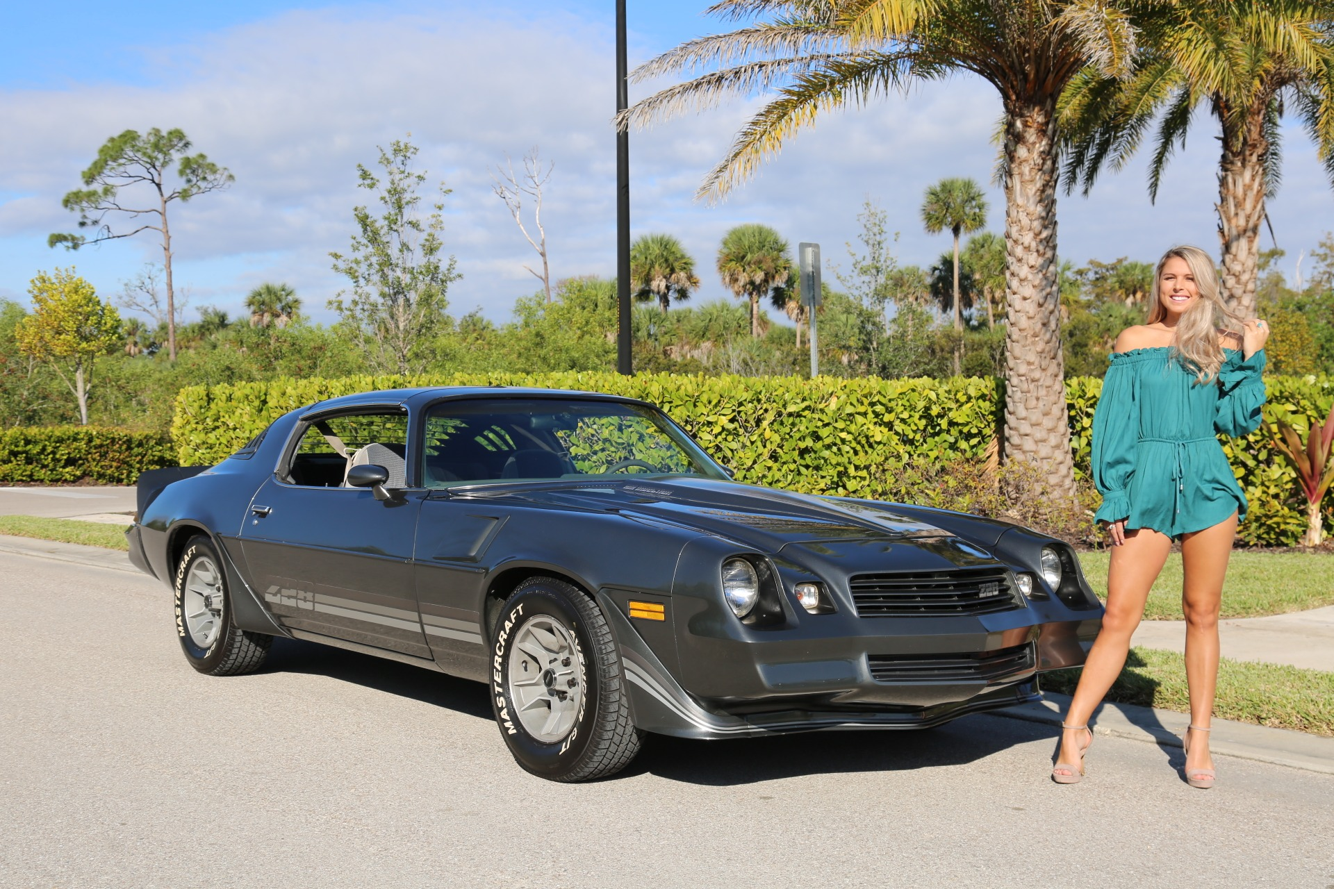 Used 1980 Chevrolet Camaro Z28 for sale Sold at Muscle Cars for Sale Inc. in Fort Myers FL 33912 1