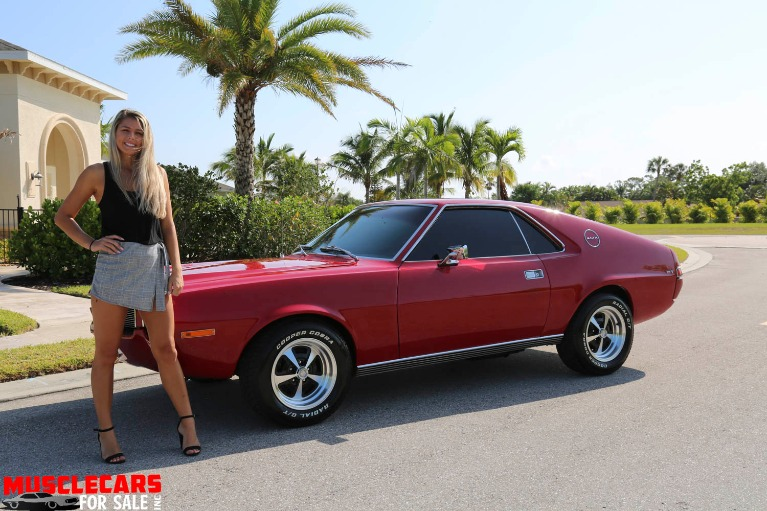 Used 1969 AMC AMX for sale $24,500 at Muscle Cars for Sale Inc. in Fort Myers FL