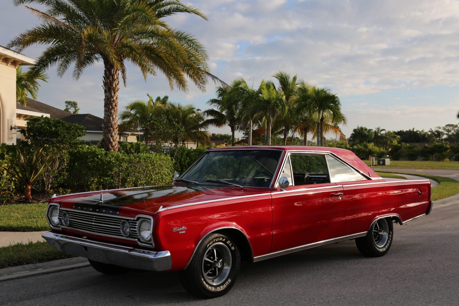 Used 1966 Plymouth Satellite 440 V8 Automatic for sale Sold at Muscle Cars for Sale Inc. in Fort Myers FL 33912 3