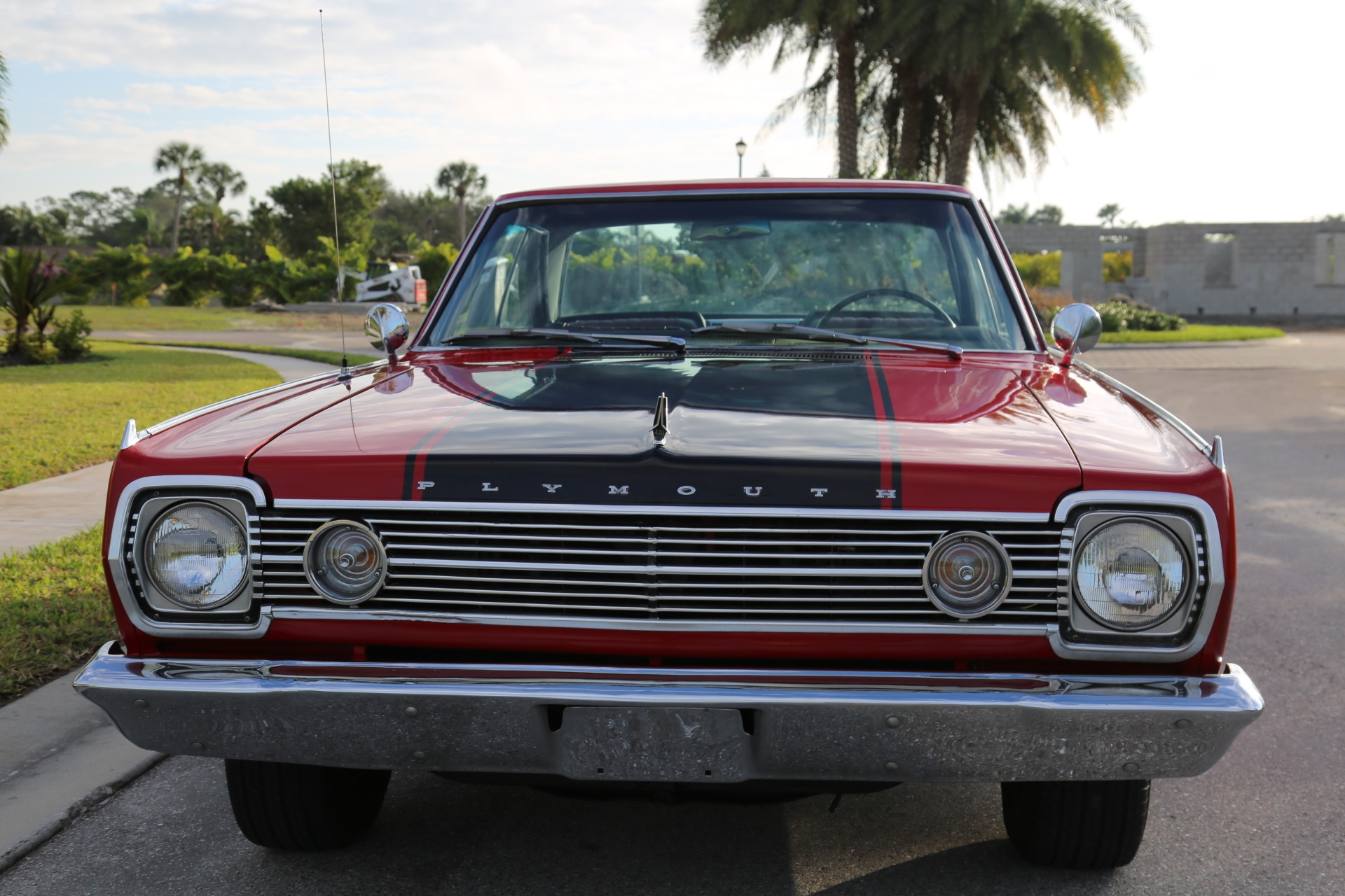 Used 1966 Plymouth Satellite 440 V8 Automatic for sale Sold at Muscle Cars for Sale Inc. in Fort Myers FL 33912 5