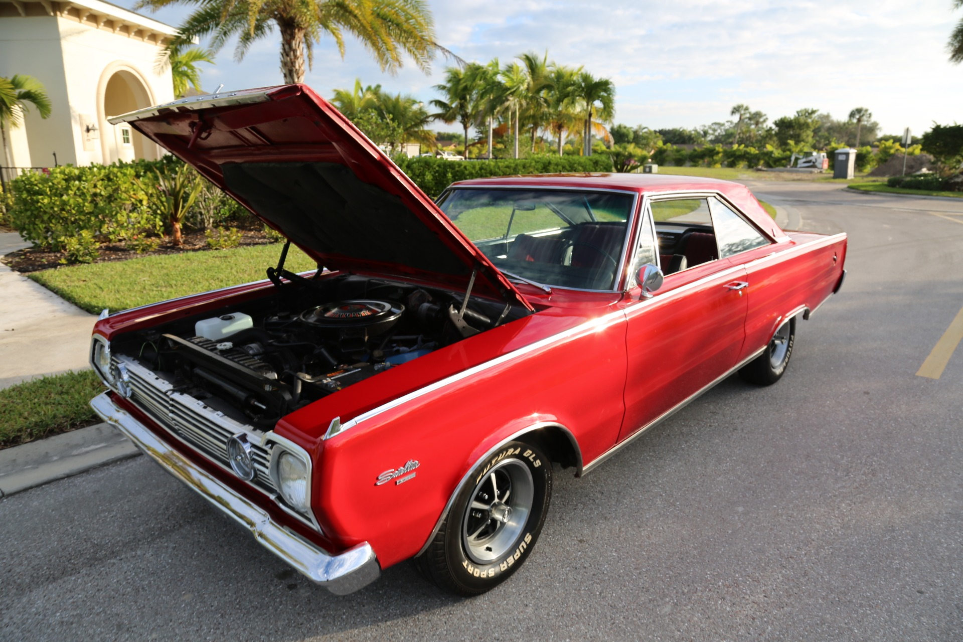 Used 1966 Plymouth Satellite 440 V8 Automatic for sale Sold at Muscle Cars for Sale Inc. in Fort Myers FL 33912 8