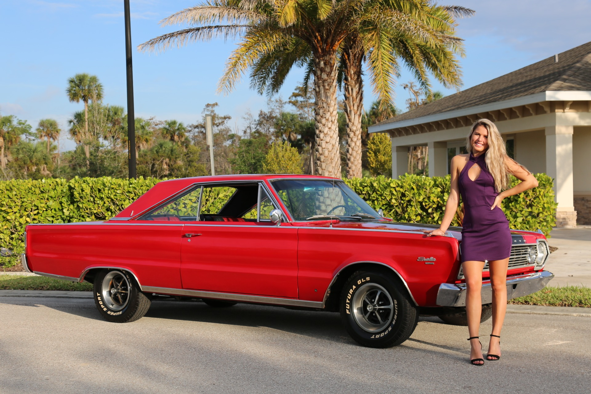 Used 1966 Plymouth Satellite 440 V8 Automatic for sale Sold at Muscle Cars for Sale Inc. in Fort Myers FL 33912 1