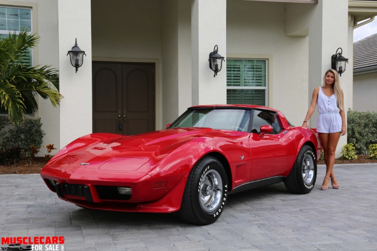 Used 1979 Chevrolet Corvette Stingray for sale $17,000 at Muscle Cars for Sale Inc. in Fort Myers FL
