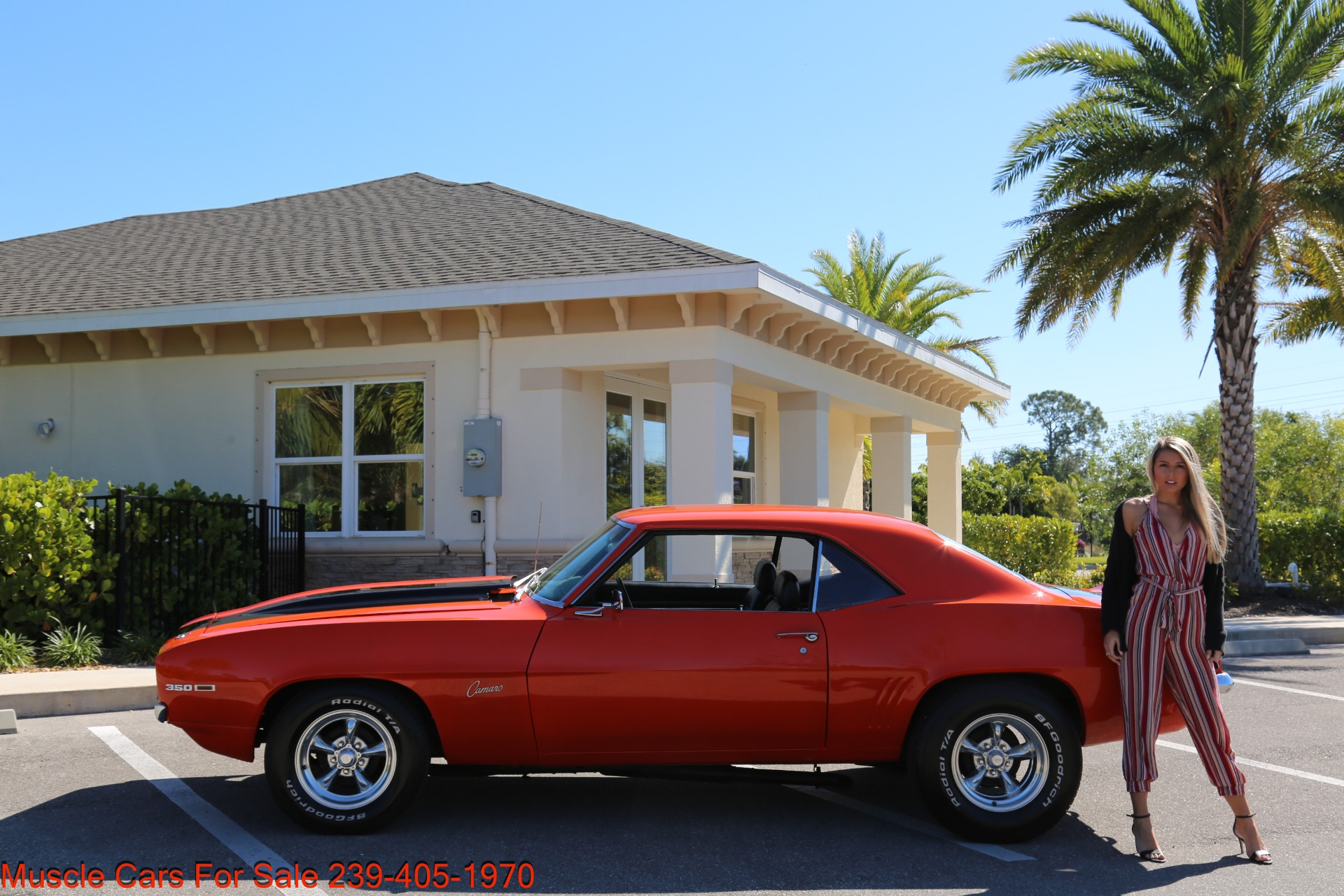 Used 1969 Chevy Camaro for sale Sold at Muscle Cars for Sale Inc. in Fort Myers FL 33912 6