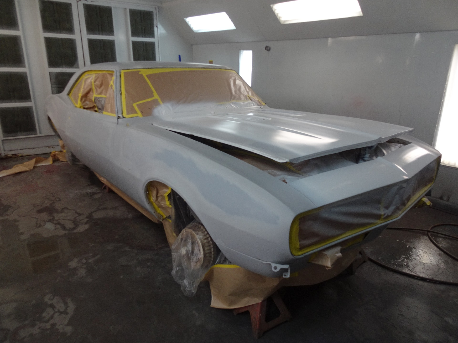 Used 1967 Chevy Camaro for sale Sold at Muscle Cars for Sale Inc. in Fort Myers FL 33912 2