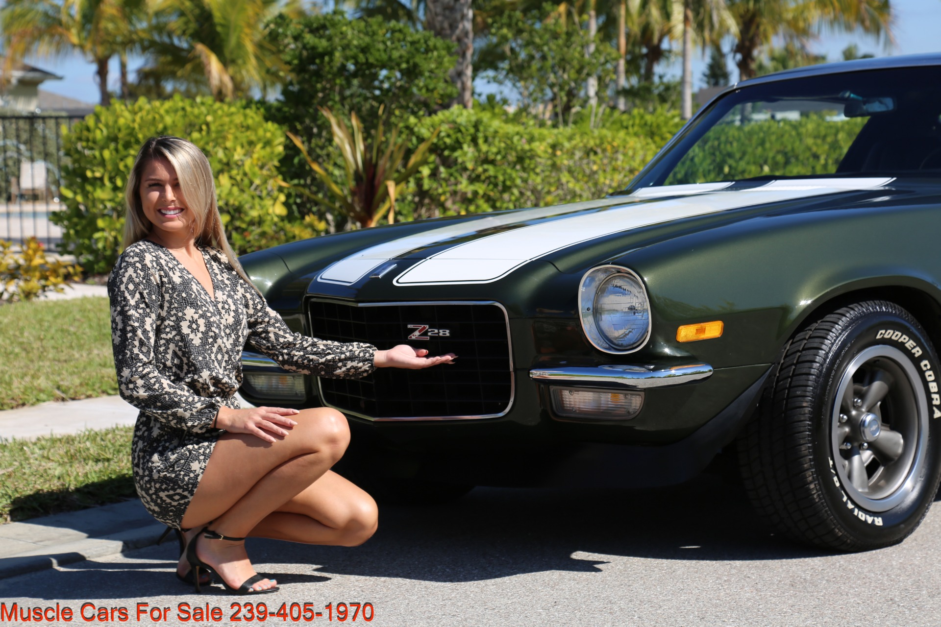 Used 1971 Chevy Camaro Z28 for sale Sold at Muscle Cars for Sale Inc. in Fort Myers FL 33912 2
