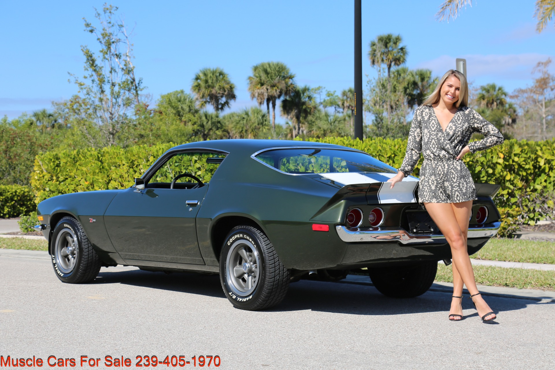 Used 1971 Chevy Camaro Z28 for sale Sold at Muscle Cars for Sale Inc. in Fort Myers FL 33912 5