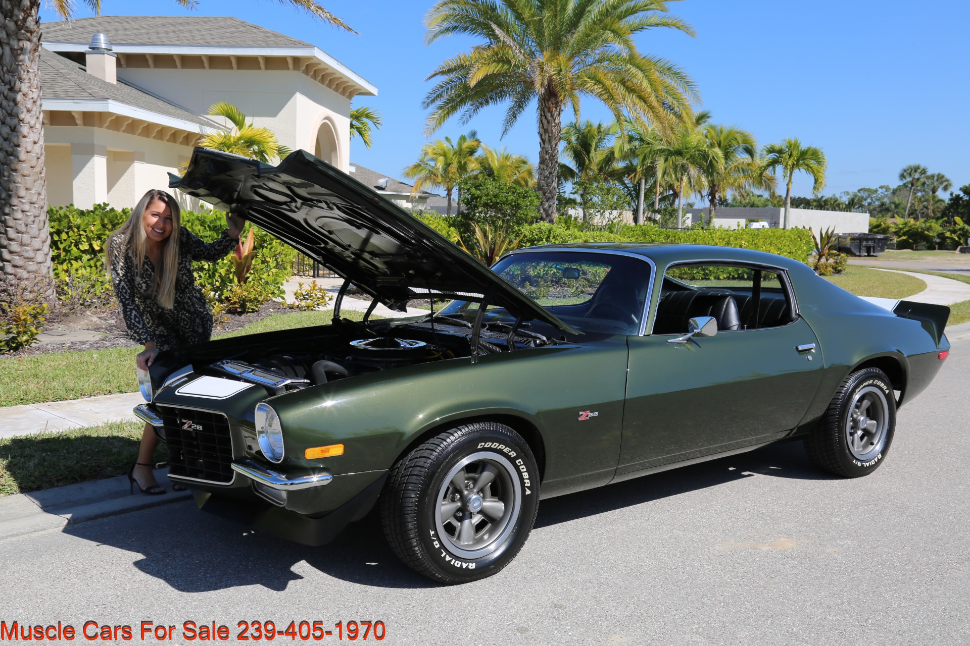 Used 1971 Chevy Camaro Z28 for sale Sold at Muscle Cars for Sale Inc. in Fort Myers FL 33912 7