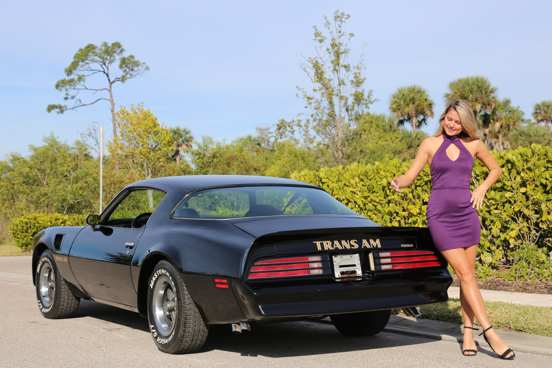 Used 1976 Pontiac Trans Am Trans Am for sale Sold at Muscle Cars for Sale Inc. in Fort Myers FL 33912 3