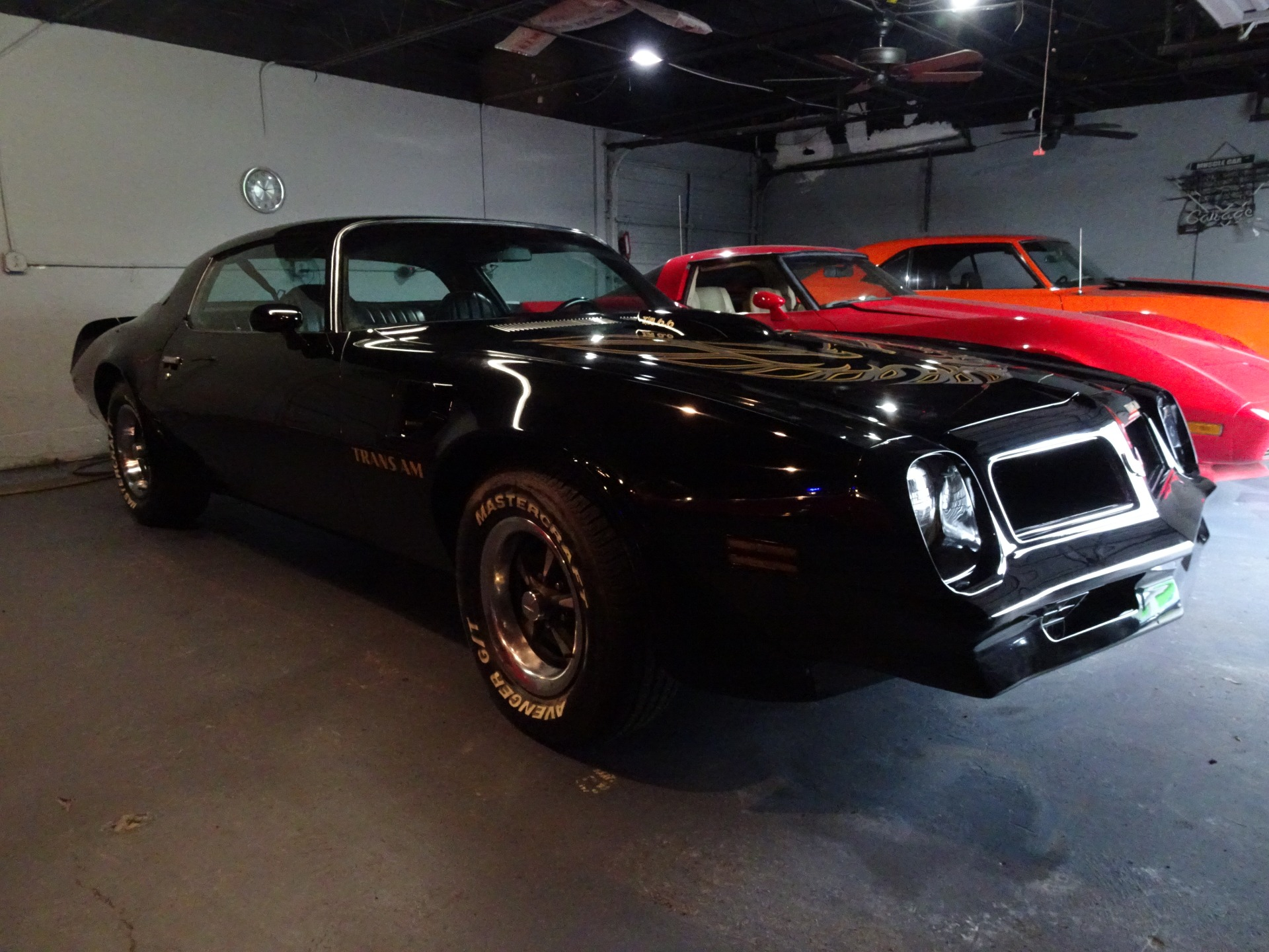 Used 1976 Pontiac Trans Am Trans Am for sale Sold at Muscle Cars for Sale Inc. in Fort Myers FL 33912 5