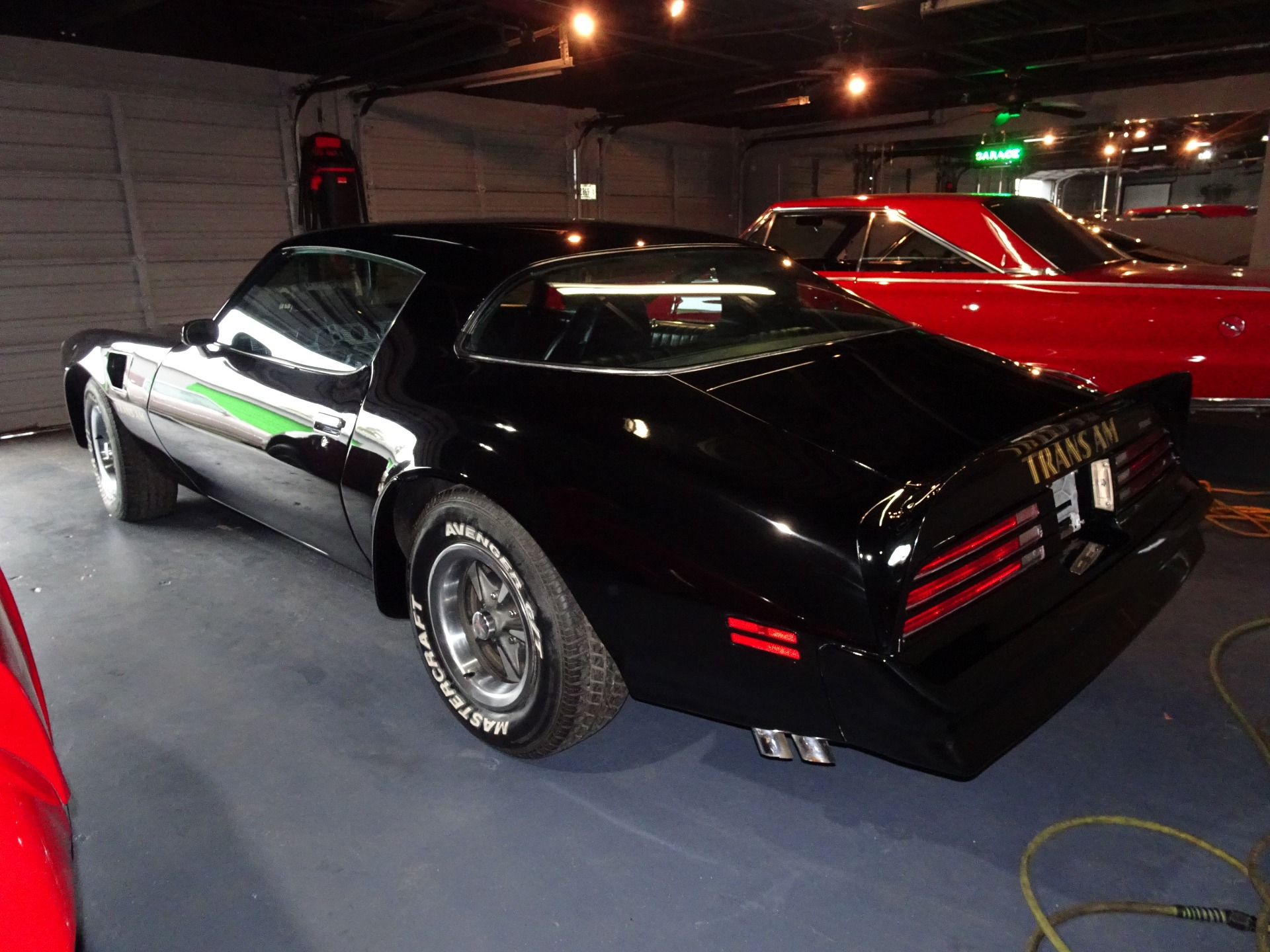 Used 1976 Pontiac Trans Am Trans Am for sale Sold at Muscle Cars for Sale Inc. in Fort Myers FL 33912 8