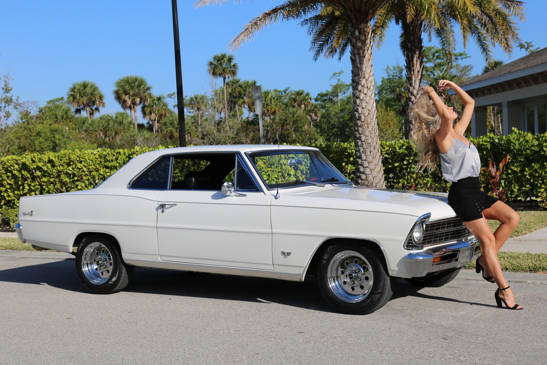Used 1967 Chvey Nova Muscle Car For Sale ($28,000) | Muscle Cars for Sale  Inc. Stock #2005