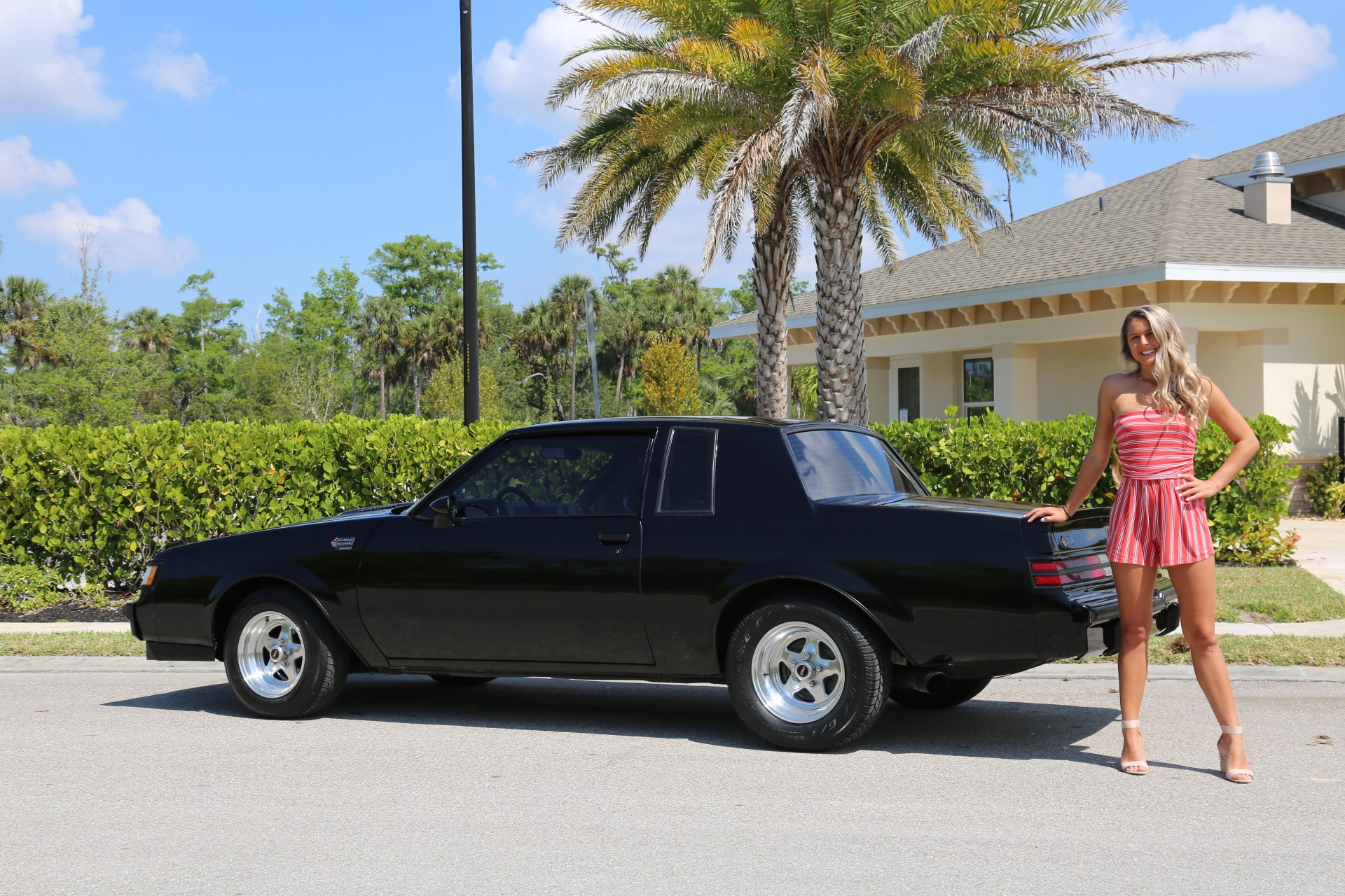 Used 1987 Buick Regal Grand National Turbo for sale Sold at Muscle Cars for Sale Inc. in Fort Myers FL 33912 3
