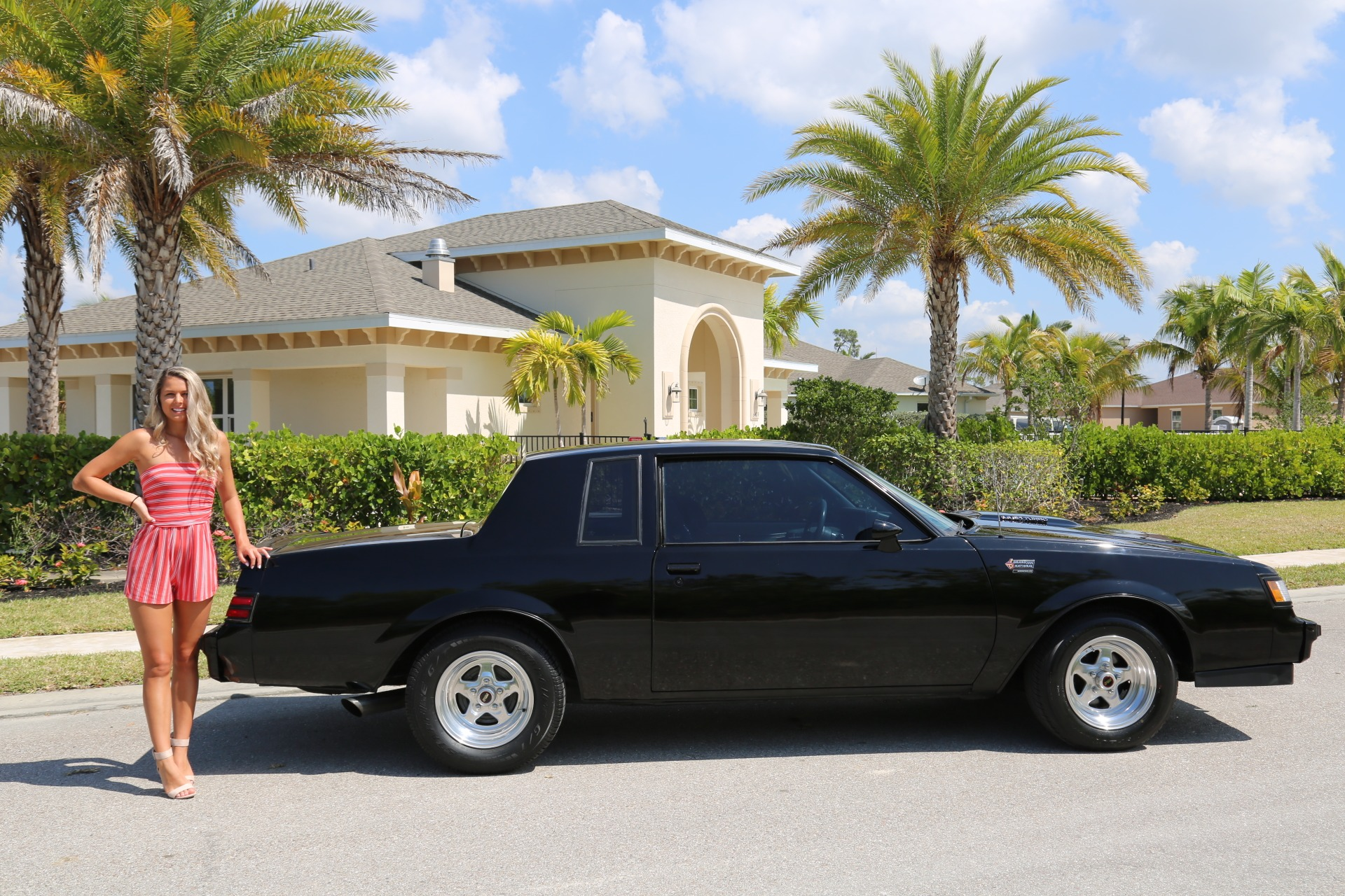 Used 1987 Buick Regal Grand National Turbo for sale Sold at Muscle Cars for Sale Inc. in Fort Myers FL 33912 5