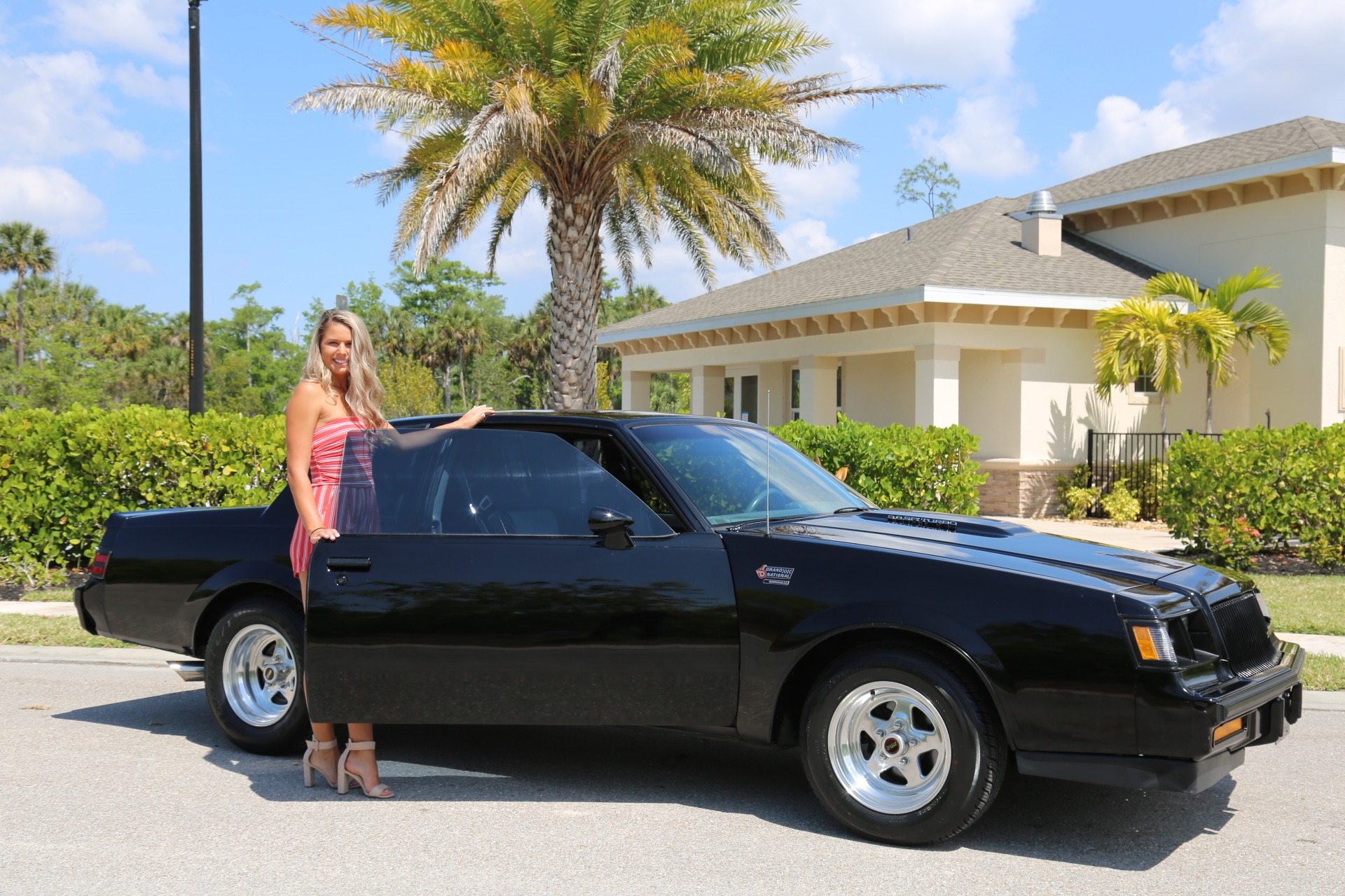 Used 1987 Buick Regal Grand National Turbo for sale Sold at Muscle Cars for Sale Inc. in Fort Myers FL 33912 6