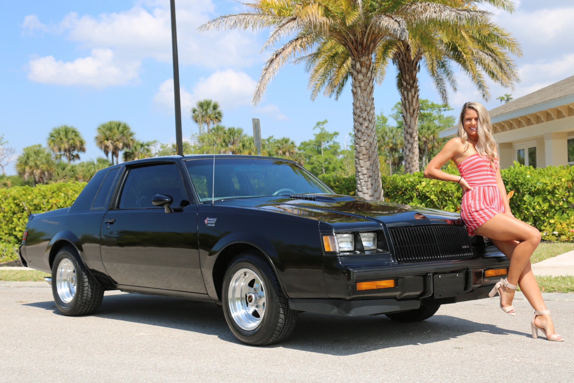 Used 1987 Buick Regal Grand National Turbo for sale Sold at Muscle Cars for Sale Inc. in Fort Myers FL 33912 7