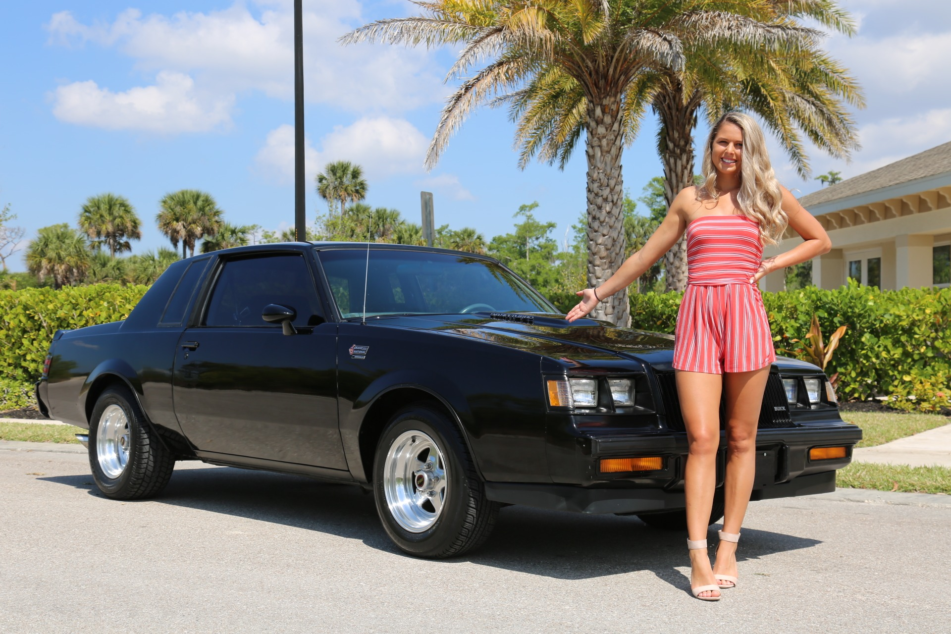 Used 1987 Buick Regal Grand National Turbo for sale Sold at Muscle Cars for Sale Inc. in Fort Myers FL 33912 1