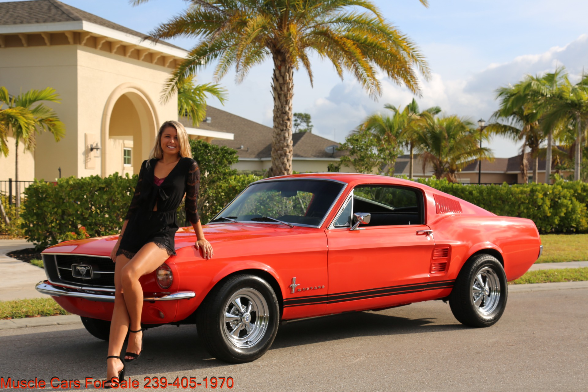 Used 1967 Ford Mustang for sale Sold at Muscle Cars for Sale Inc. in Fort Myers FL 33912 1