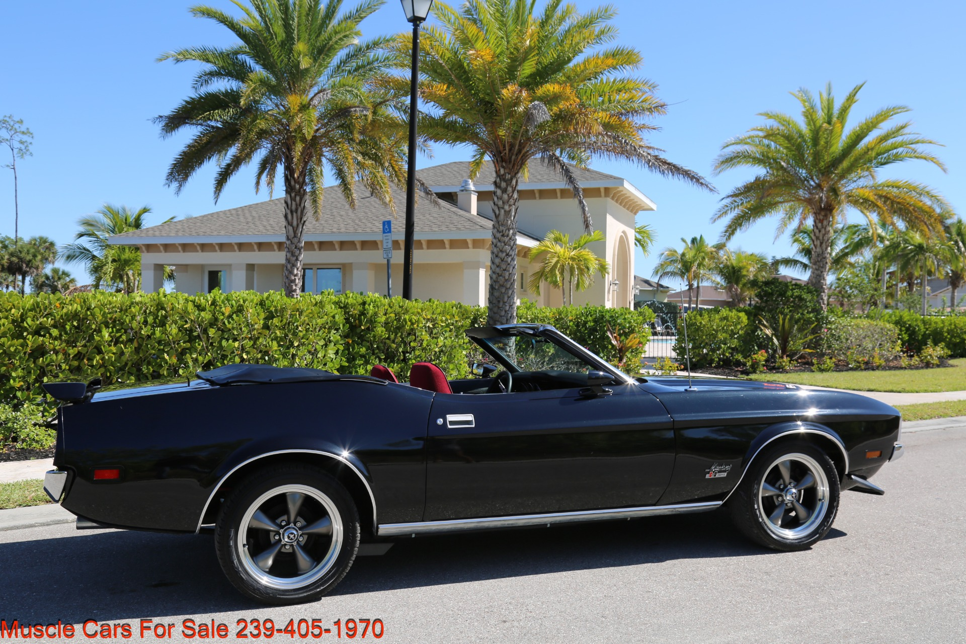 Used 1971 Ford Mustang M code Convertible for sale Sold at Muscle Cars for Sale Inc. in Fort Myers FL 33912 7