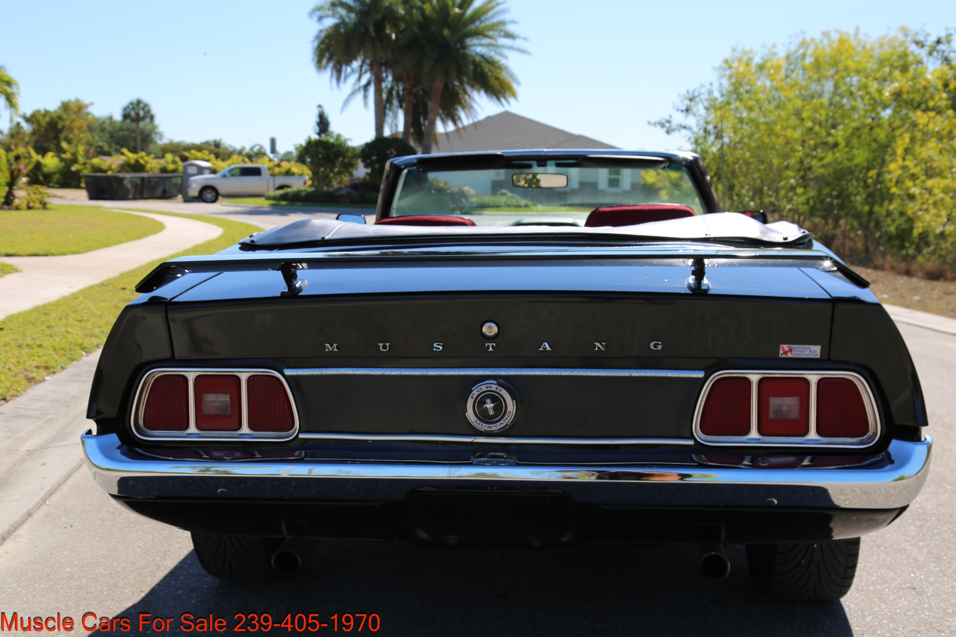 Used 1971 Ford Mustang M code Convertible for sale Sold at Muscle Cars for Sale Inc. in Fort Myers FL 33912 8