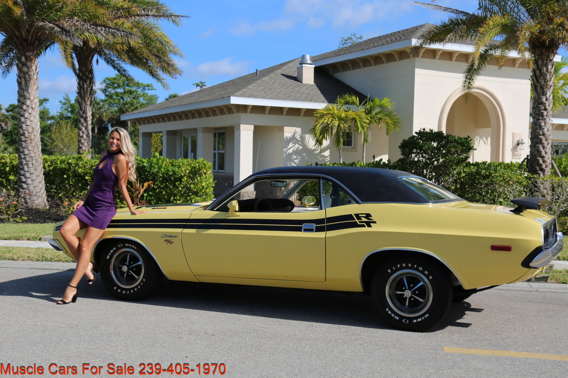 Used 1974 Dodge Challenger R/T for sale $28,900 at Muscle Cars for Sale Inc. in Fort Myers FL 33912 2