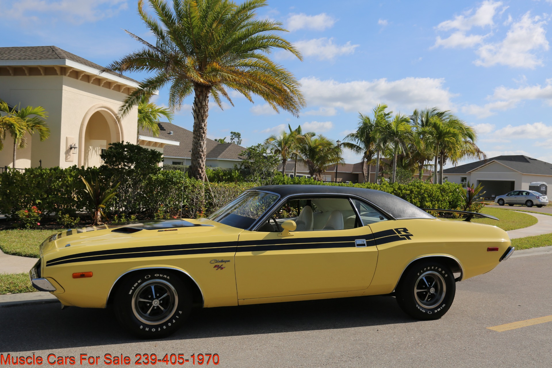 Used 1974 Dodge Challenger R/T for sale $29,900 at Muscle Cars for Sale Inc. in Fort Myers FL 33912 6