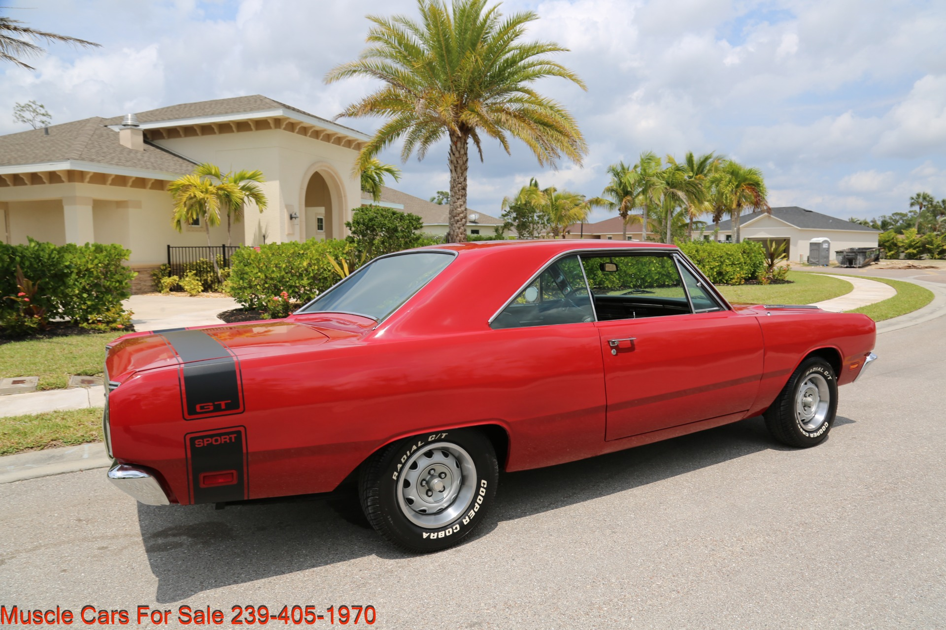 Used 1969 Dodge Dart for sale Sold at Muscle Cars for Sale Inc. in Fort Myers FL 33912 2
