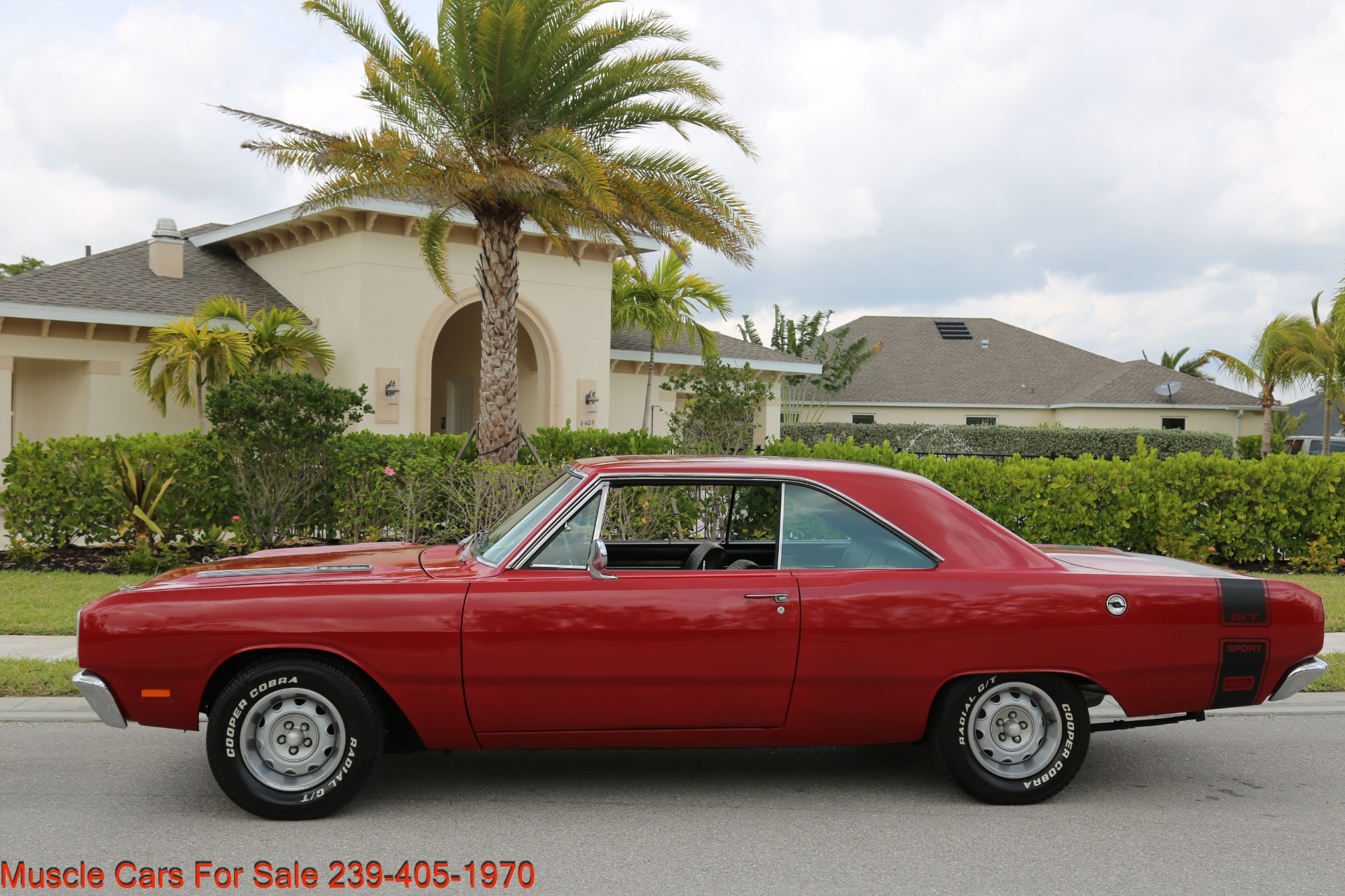 Used 1969 Dodge Dart for sale Sold at Muscle Cars for Sale Inc. in Fort Myers FL 33912 3