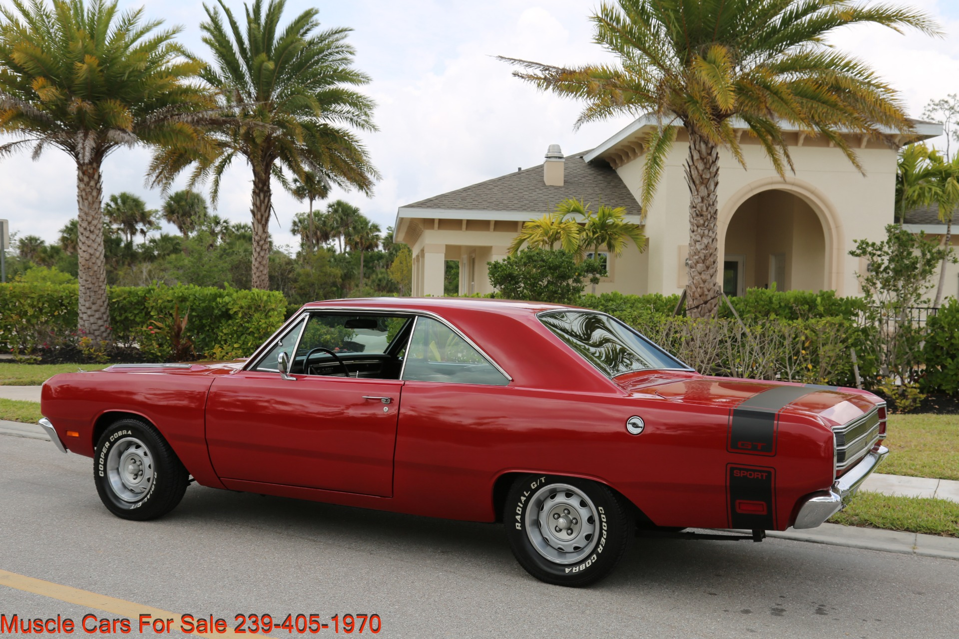 Used 1969 Dodge Dart for sale Sold at Muscle Cars for Sale Inc. in Fort Myers FL 33912 4