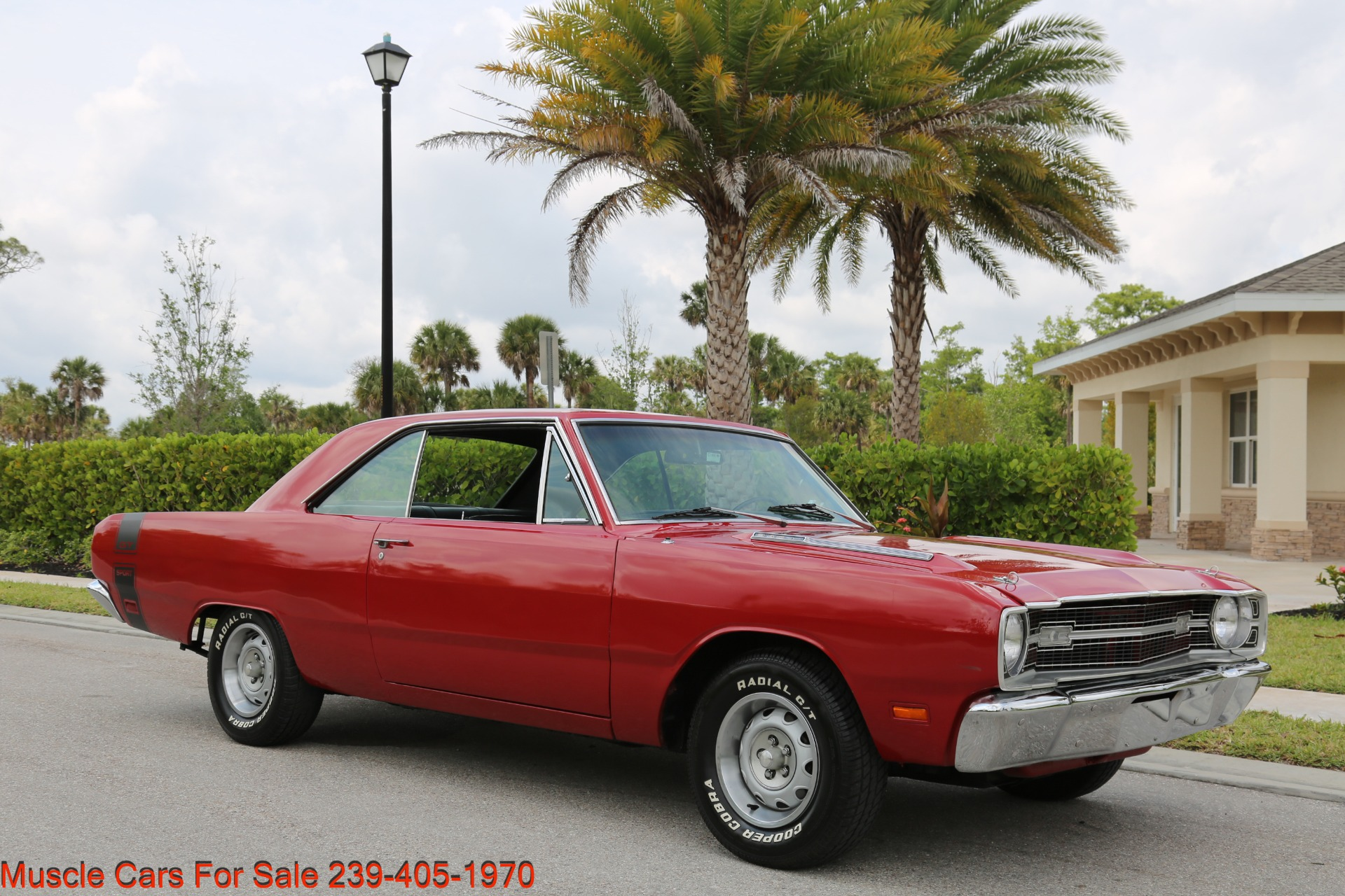 Used 1969 Dodge Dart for sale Sold at Muscle Cars for Sale Inc. in Fort Myers FL 33912 1