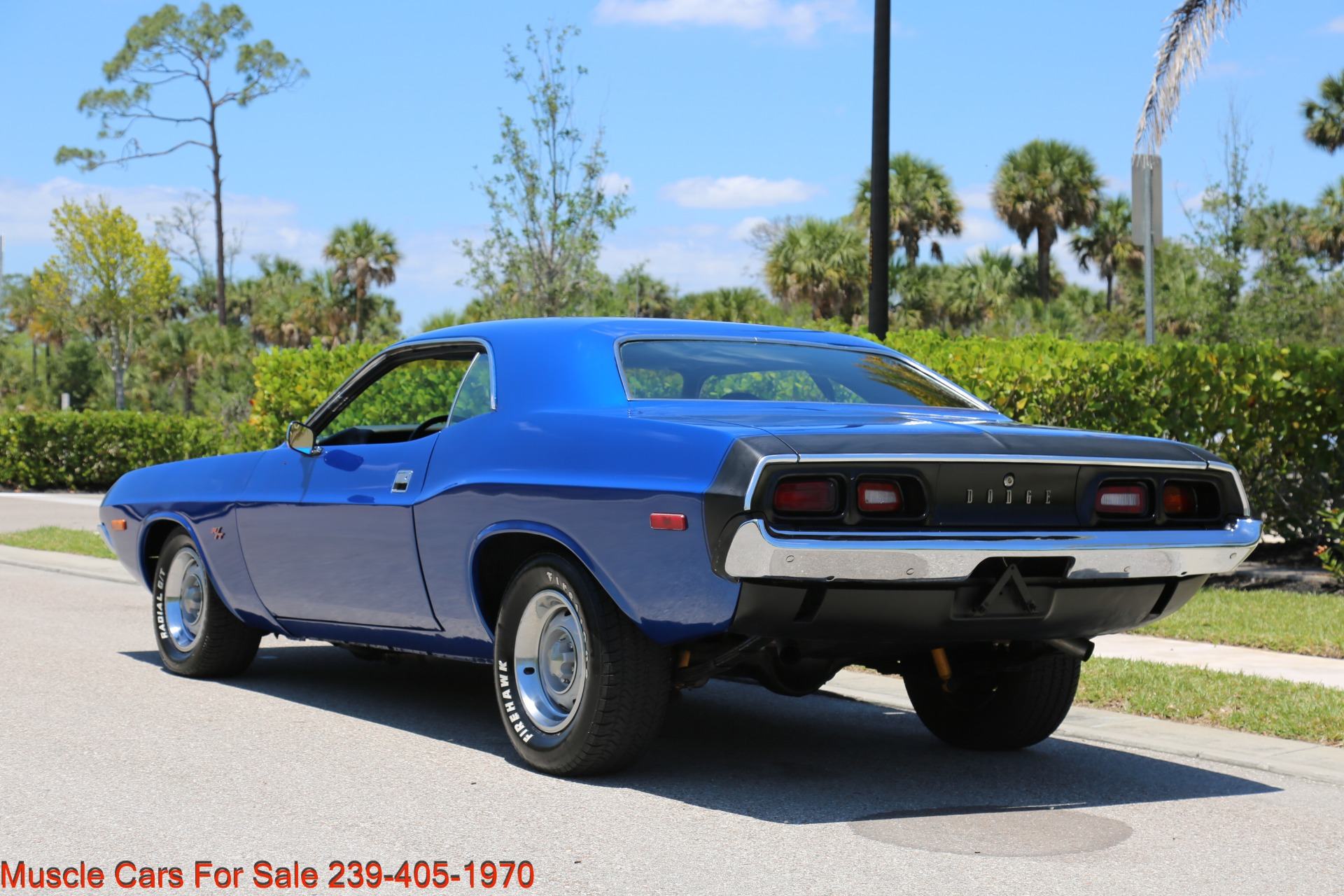 Used 1974 Dodge Challenger V8 Auto for sale Sold at Muscle Cars for Sale Inc. in Fort Myers FL 33912 2