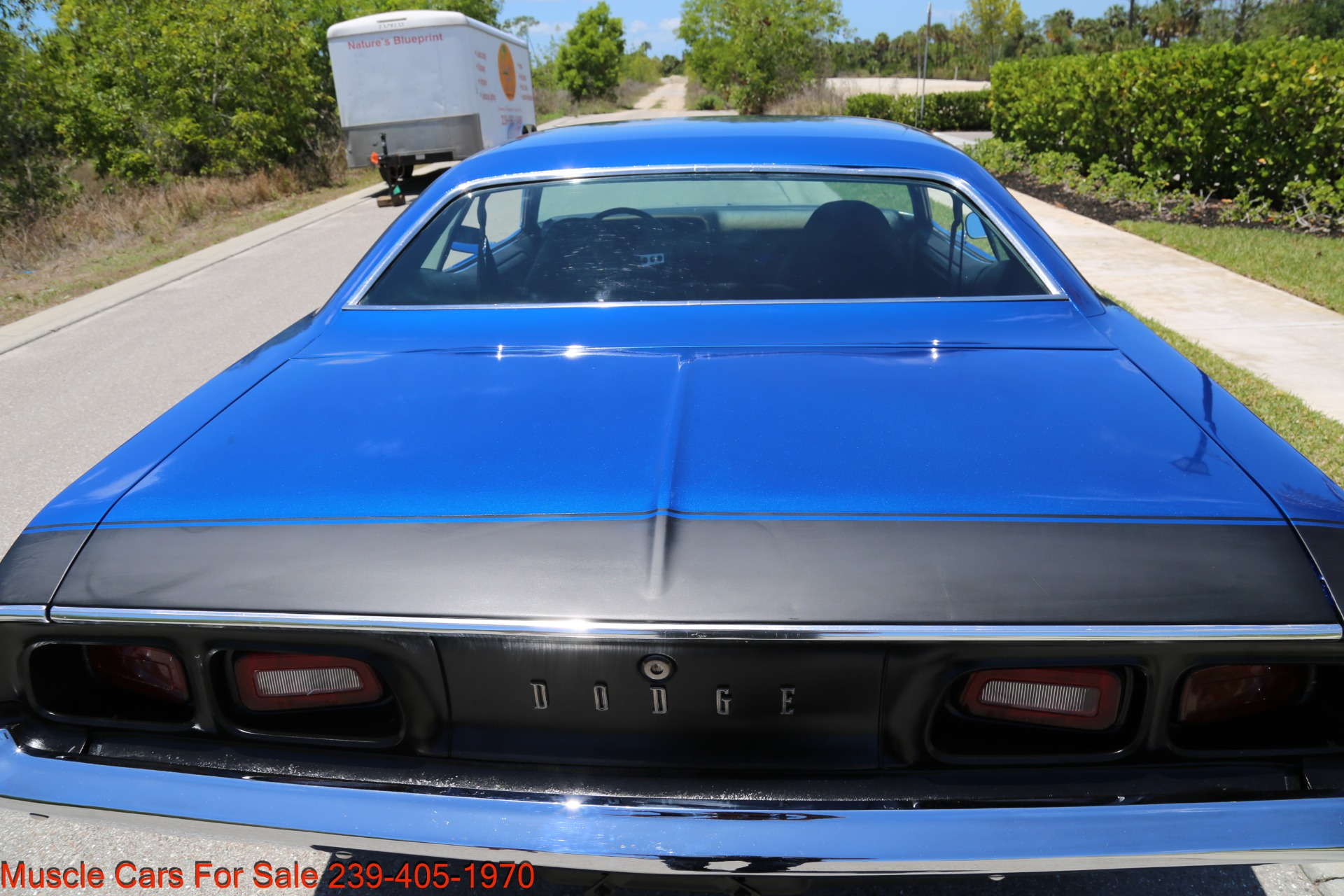 Used 1974 Dodge Challenger V8 Auto for sale Sold at Muscle Cars for Sale Inc. in Fort Myers FL 33912 4