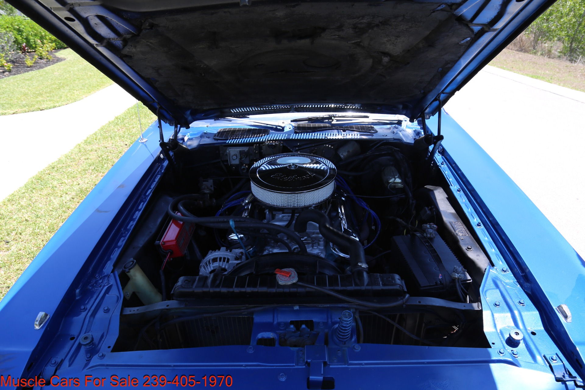 Used 1974 Dodge Challenger V8 Auto for sale Sold at Muscle Cars for Sale Inc. in Fort Myers FL 33912 7