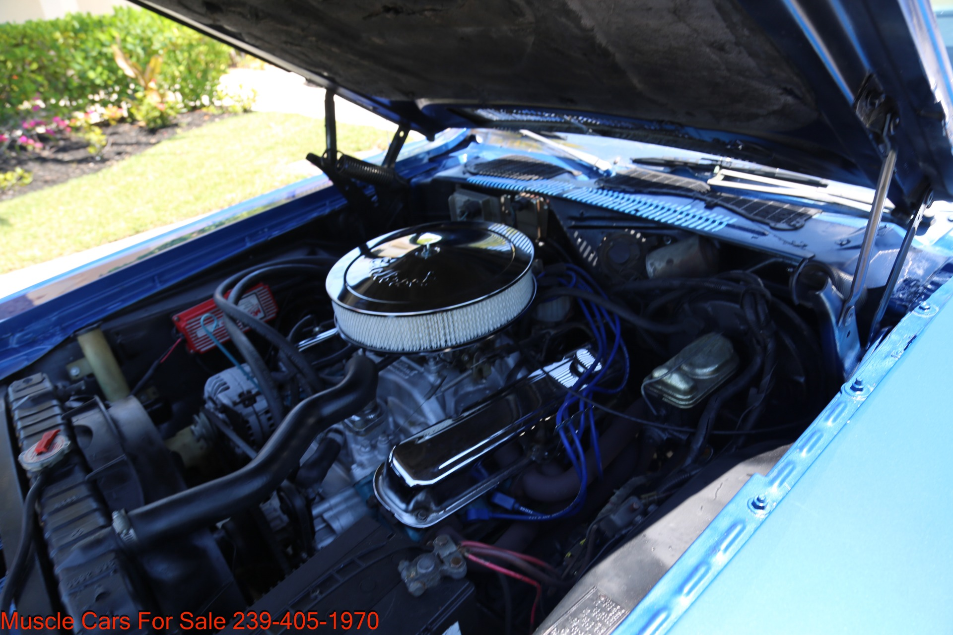 Used 1974 Dodge Challenger V8 Auto for sale Sold at Muscle Cars for Sale Inc. in Fort Myers FL 33912 8