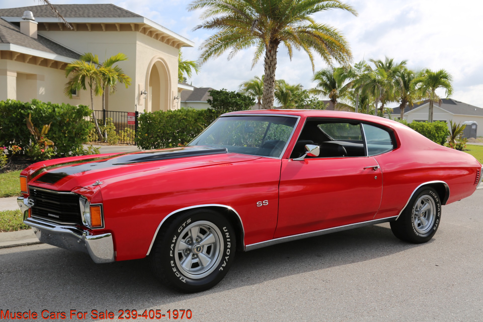 Used 1972 Chevy Chevelle for sale Sold at Muscle Cars for Sale Inc. in Fort Myers FL 33912 2