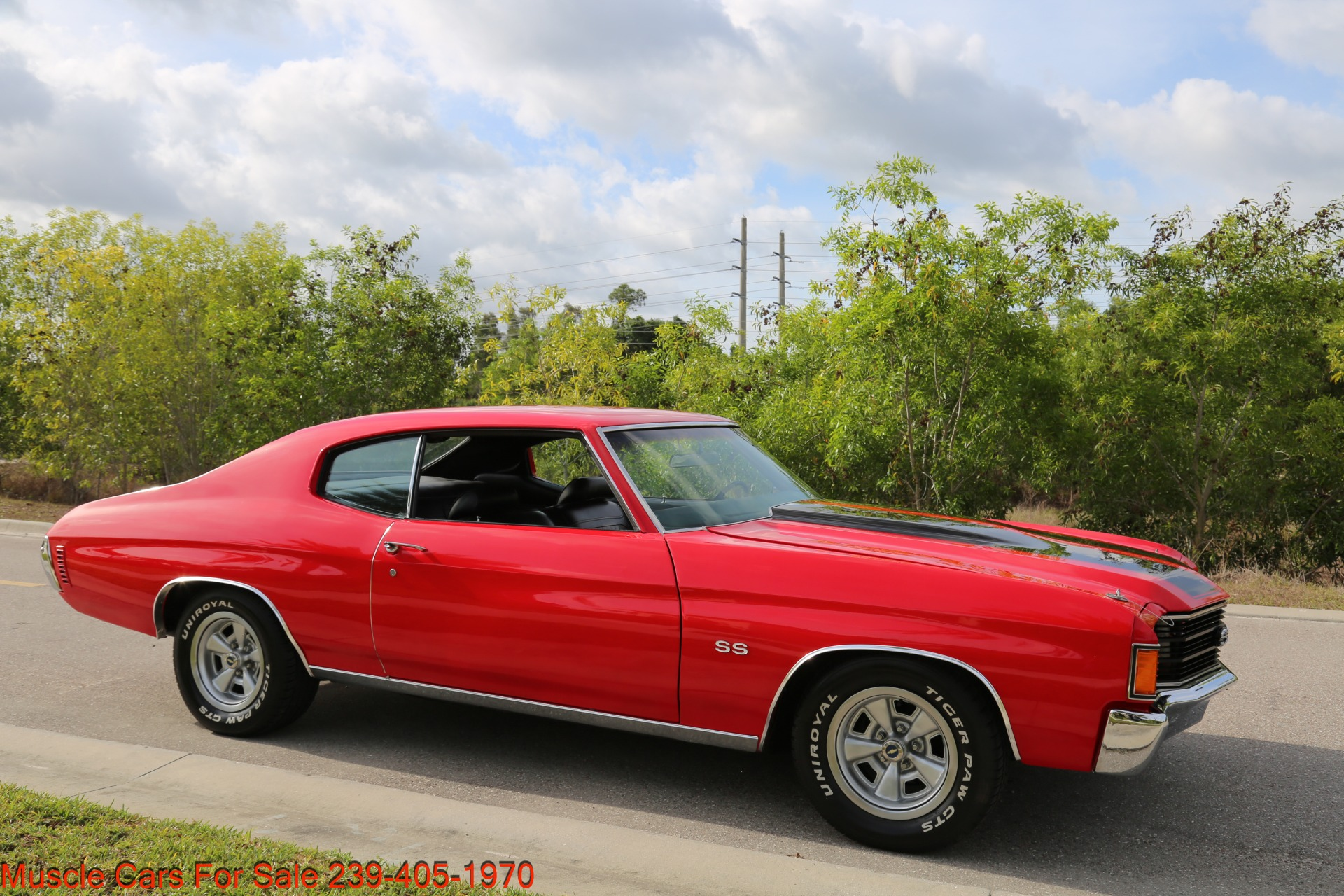 Used 1972 Chevy Chevelle for sale Sold at Muscle Cars for Sale Inc. in Fort Myers FL 33912 6