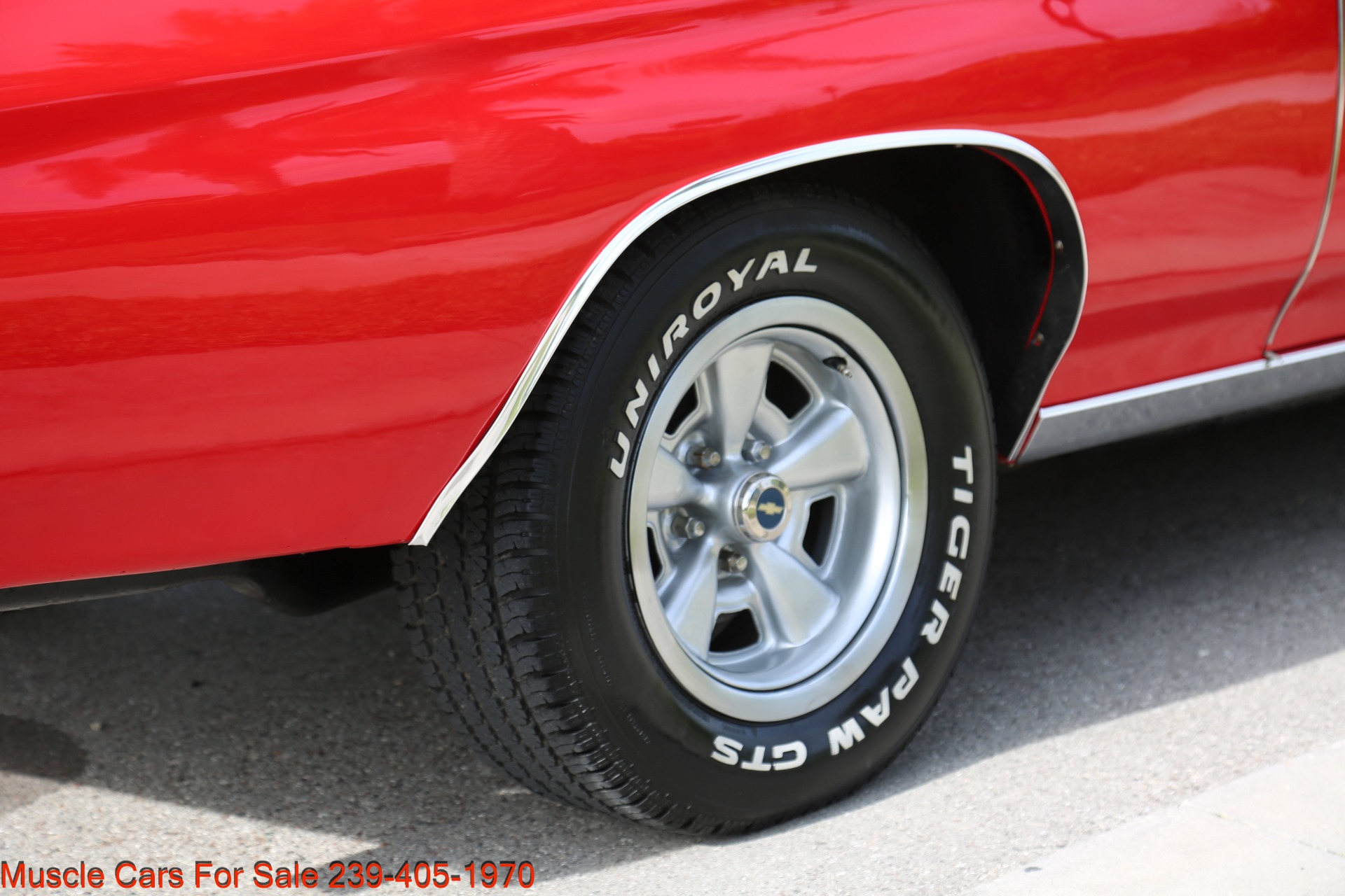 Used 1972 Chevy Chevelle for sale Sold at Muscle Cars for Sale Inc. in Fort Myers FL 33912 7