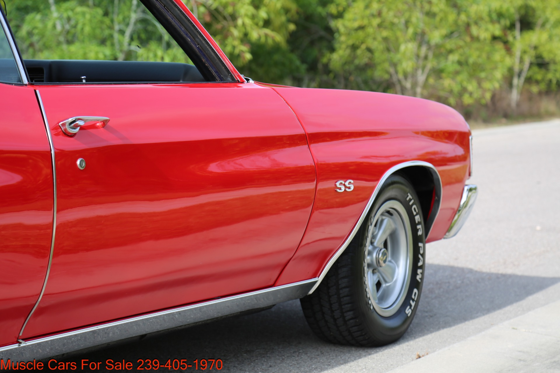 Used 1972 Chevy Chevelle for sale Sold at Muscle Cars for Sale Inc. in Fort Myers FL 33912 8