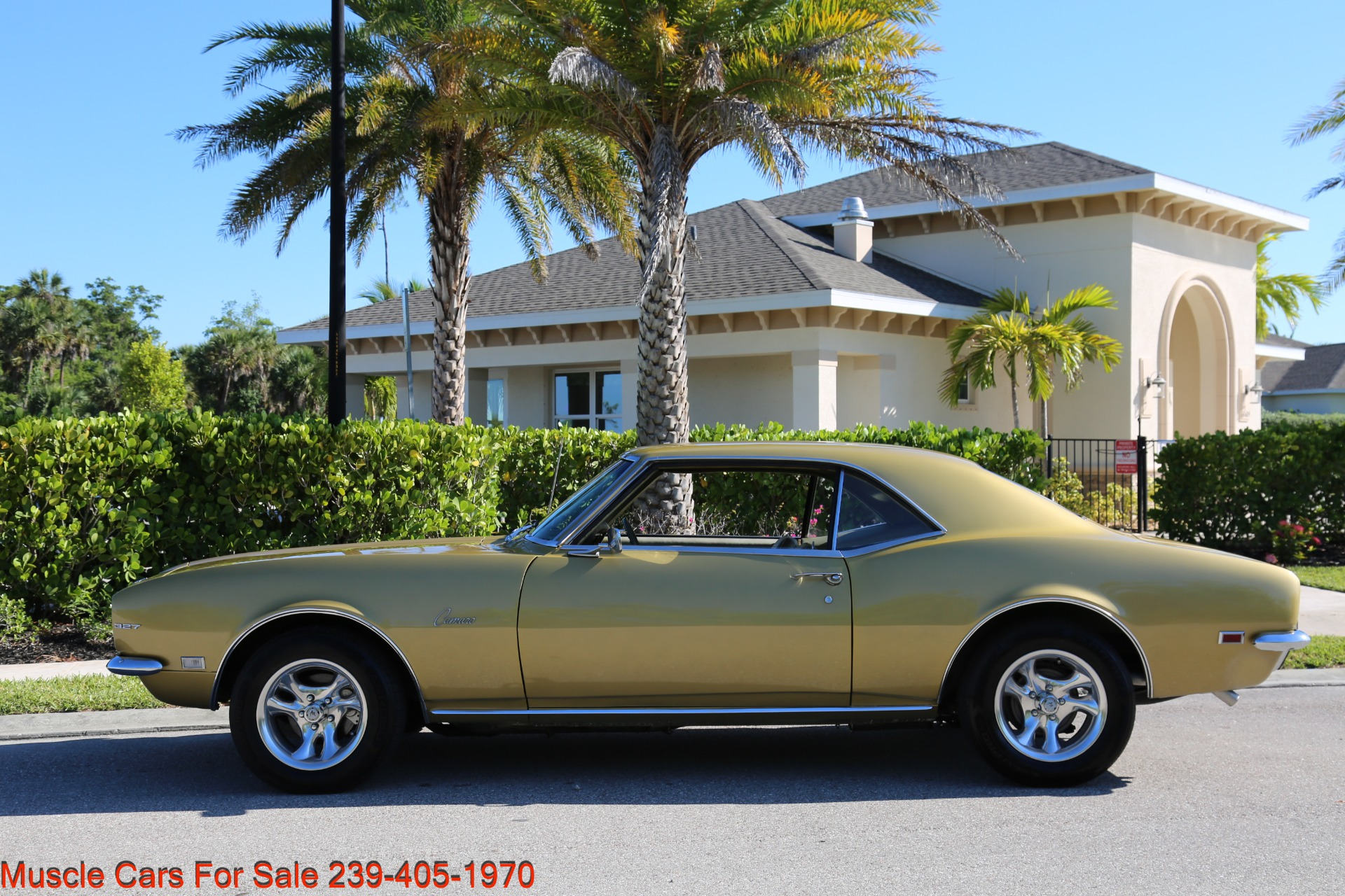 Used 1968 Chevy Camaro for sale Sold at Muscle Cars for Sale Inc. in Fort Myers FL 33912 6