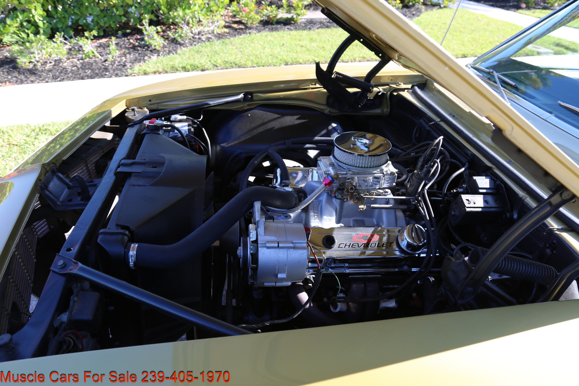 Used 1968 Chevy Camaro for sale Sold at Muscle Cars for Sale Inc. in Fort Myers FL 33912 8