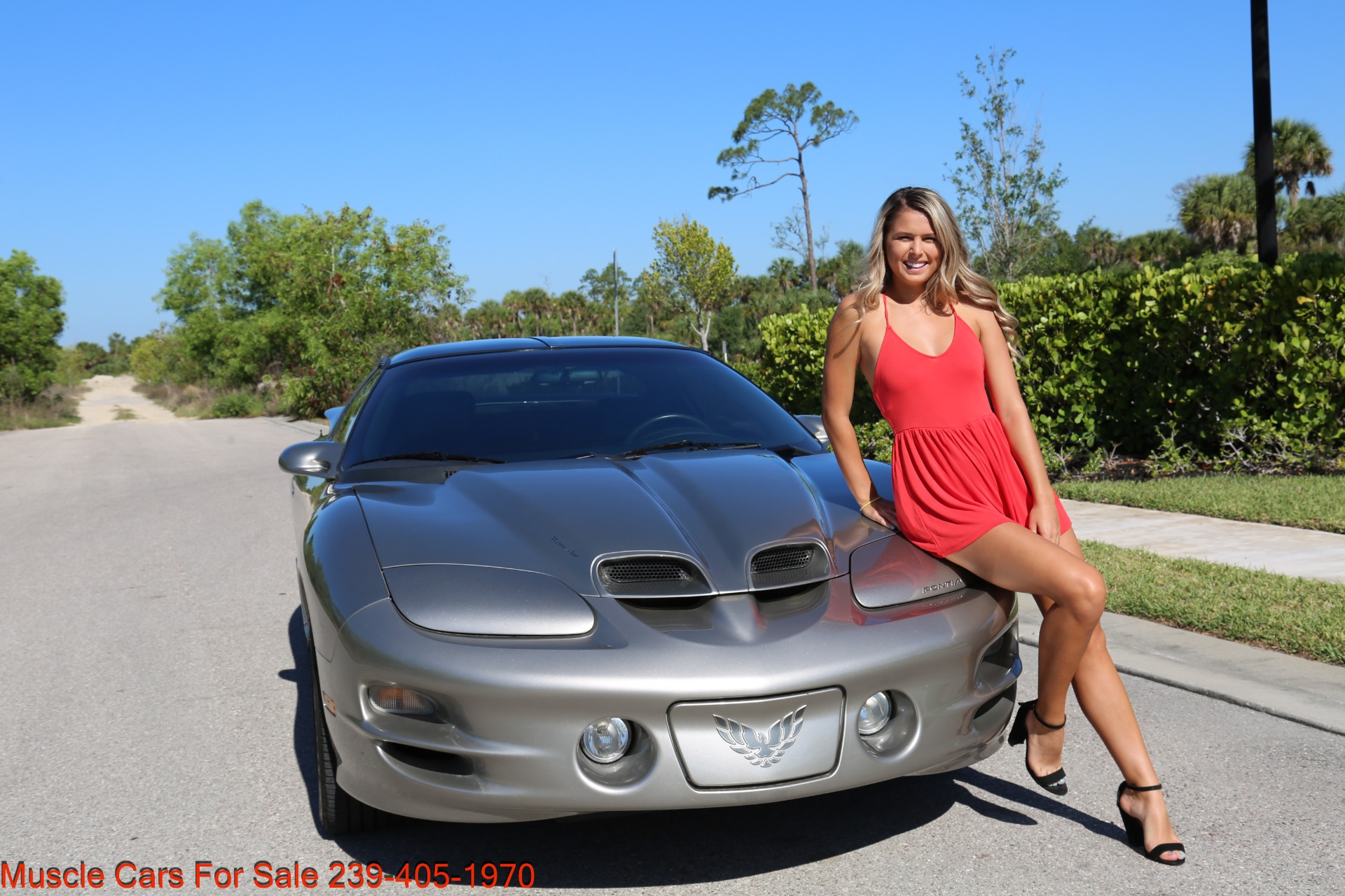 Used 2001 Pontiac Firebird Trans Am for sale $21,900 at Muscle Cars for Sale Inc. in Fort Myers FL 33912 2