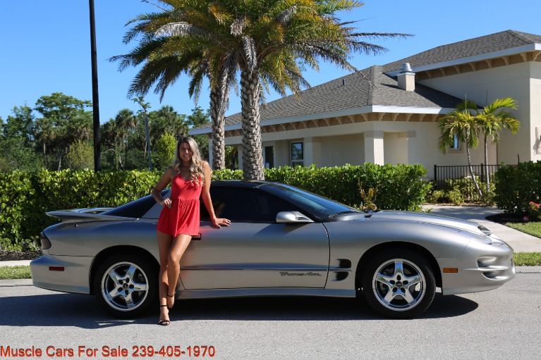 Used 2001 Pontiac Firebird Trans Am for sale $21,900 at Muscle Cars for Sale Inc. in Fort Myers FL