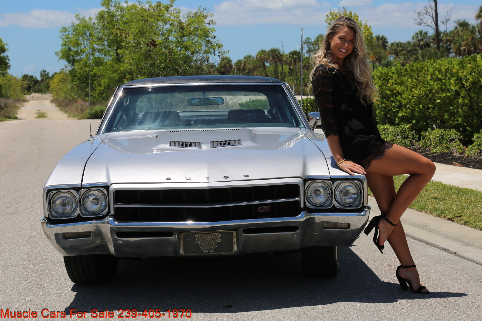 Used 1969 Buick Grand Sport GS 400 for sale Sold at Muscle Cars for Sale Inc. in Fort Myers FL 33912 2