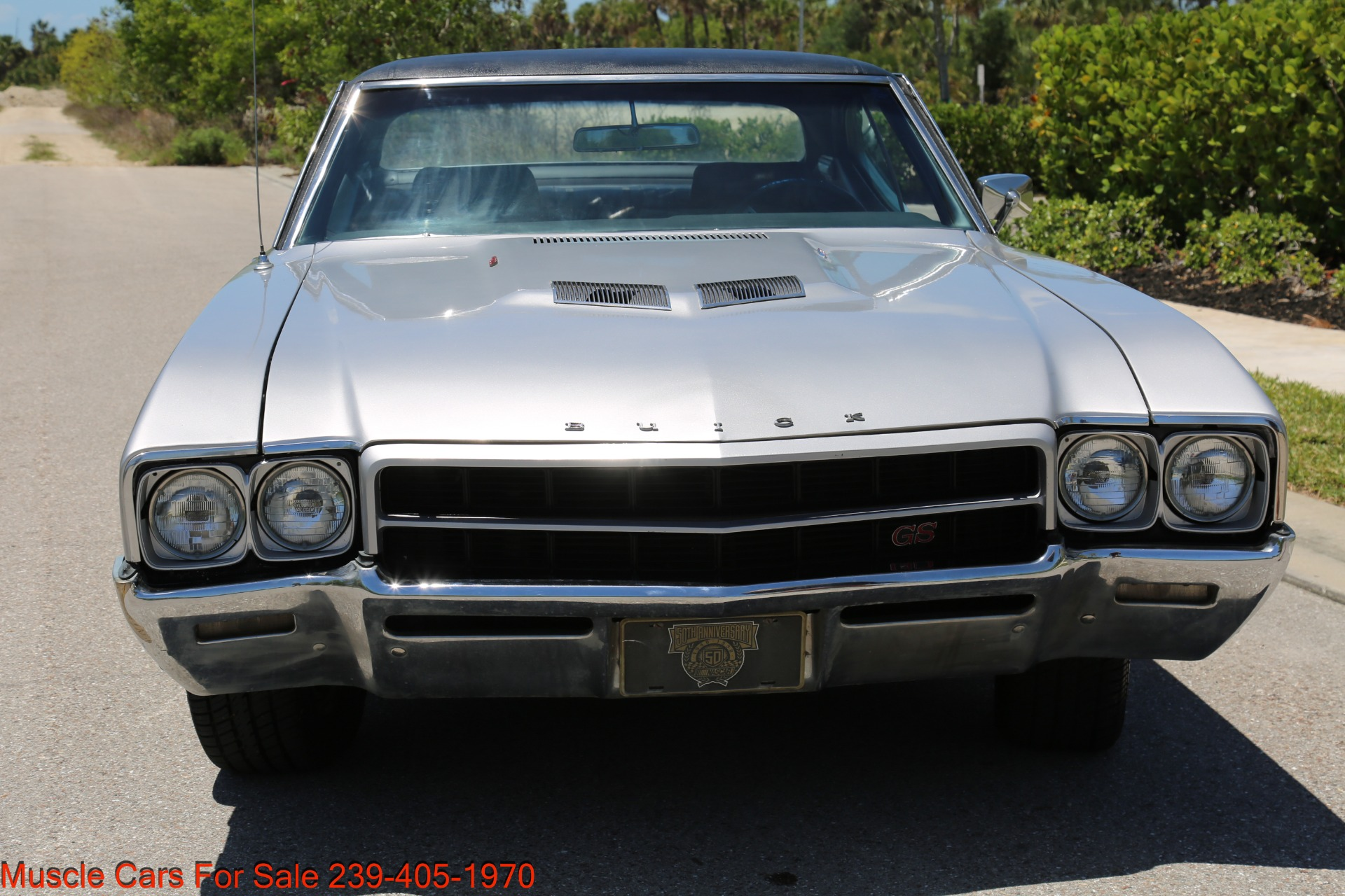 Used 1969 Buick Grand Sport GS 400 for sale Sold at Muscle Cars for Sale Inc. in Fort Myers FL 33912 3