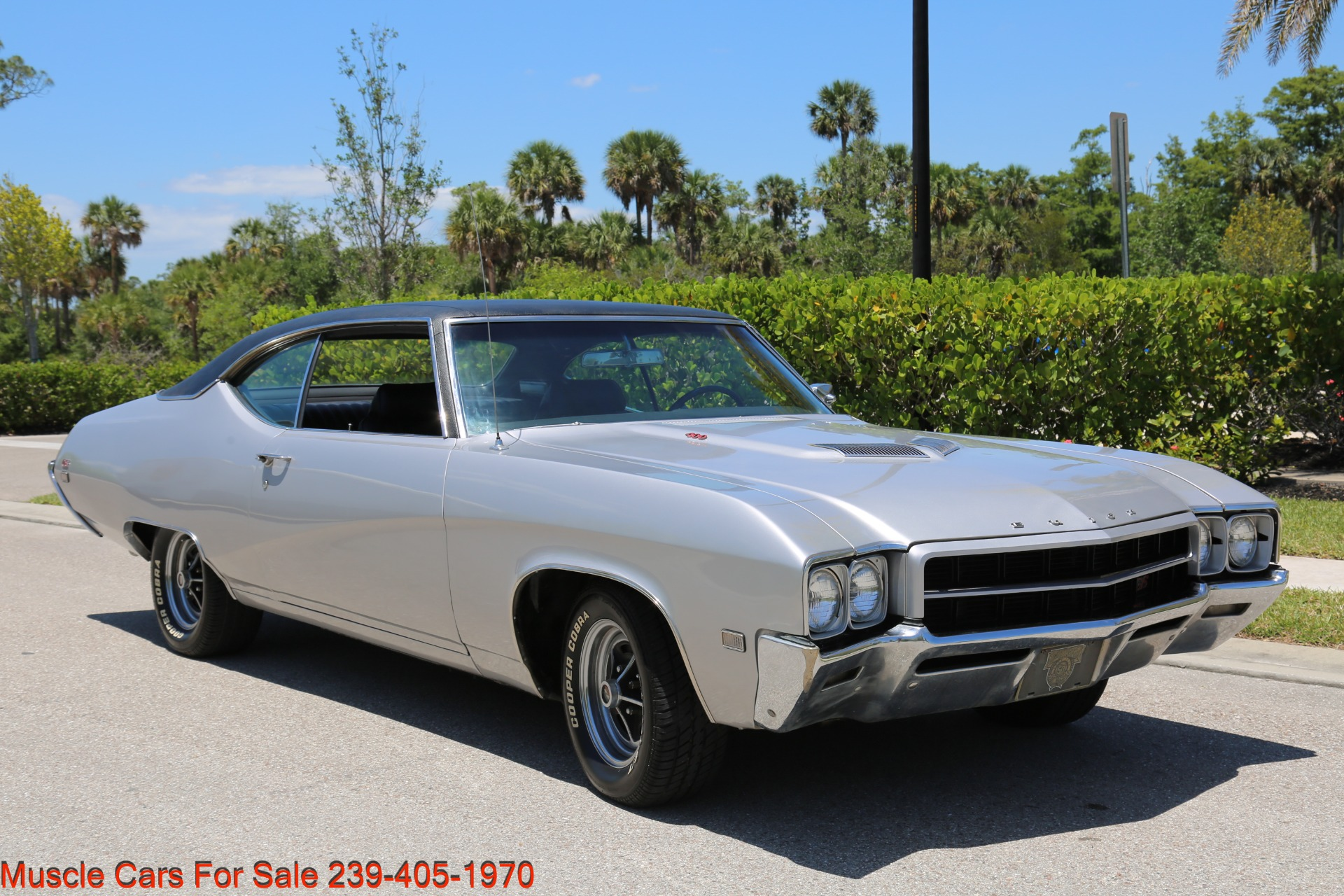 Used 1969 Buick Grand Sport GS 400 for sale Sold at Muscle Cars for Sale Inc. in Fort Myers FL 33912 4