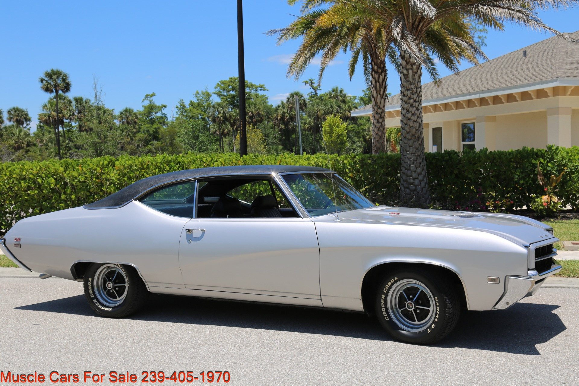 Used 1969 Buick Grand Sport GS 400 for sale Sold at Muscle Cars for Sale Inc. in Fort Myers FL 33912 5