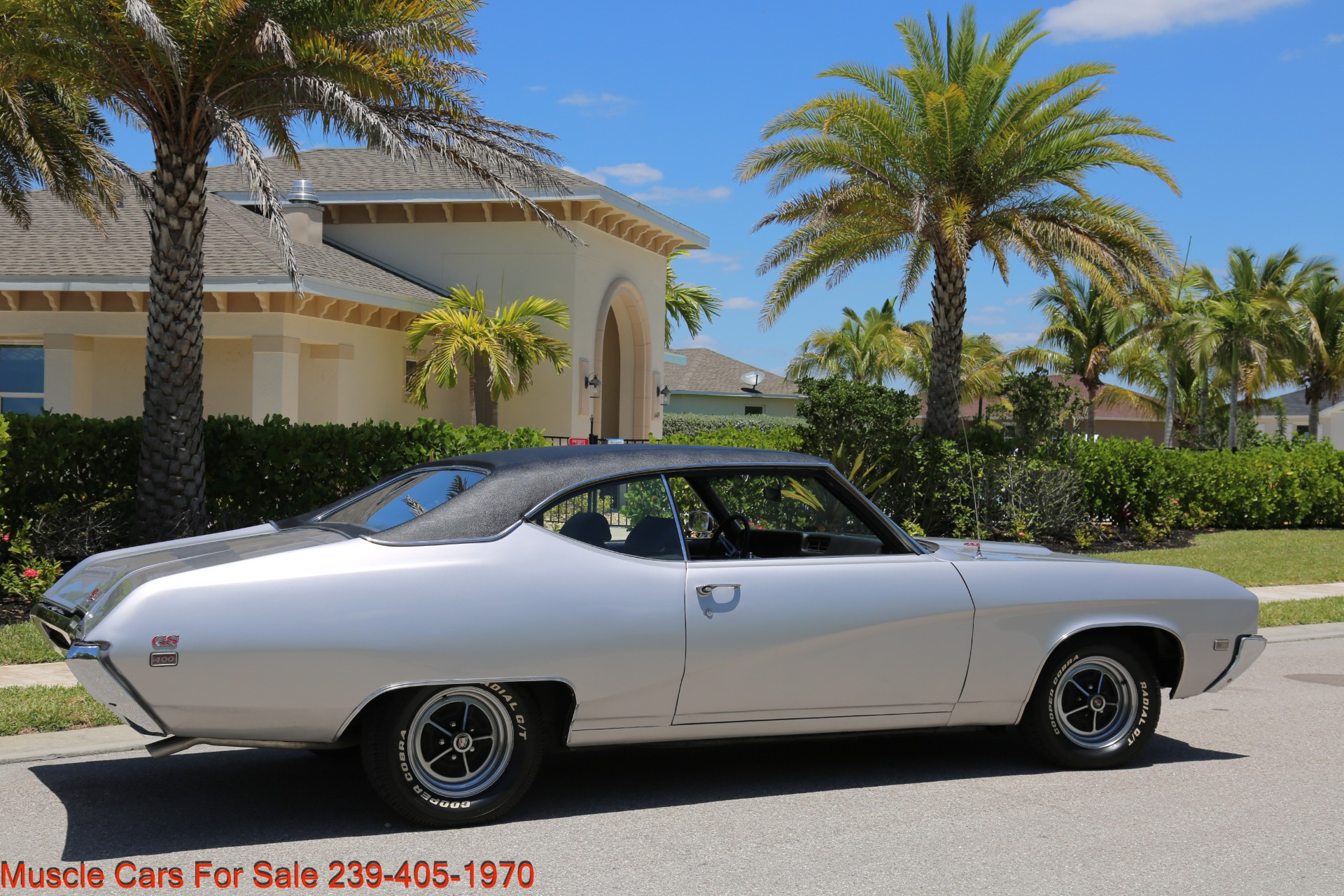 Used 1969 Buick Grand Sport GS 400 for sale Sold at Muscle Cars for Sale Inc. in Fort Myers FL 33912 6